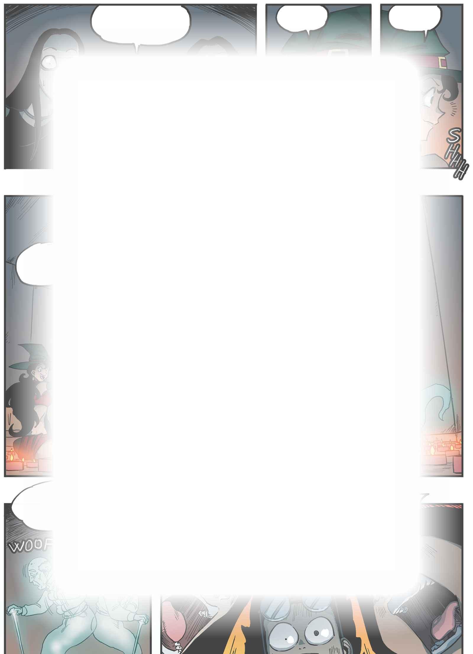 Hemisferios : Capítulo 7 página 18