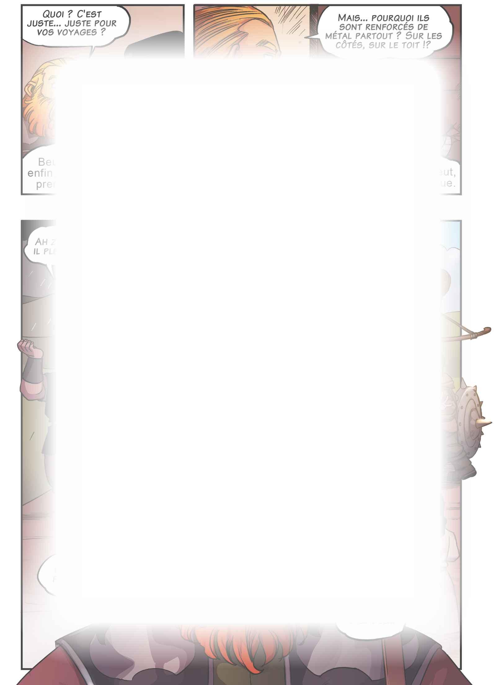 Hémisphères : Chapitre 7 page 4