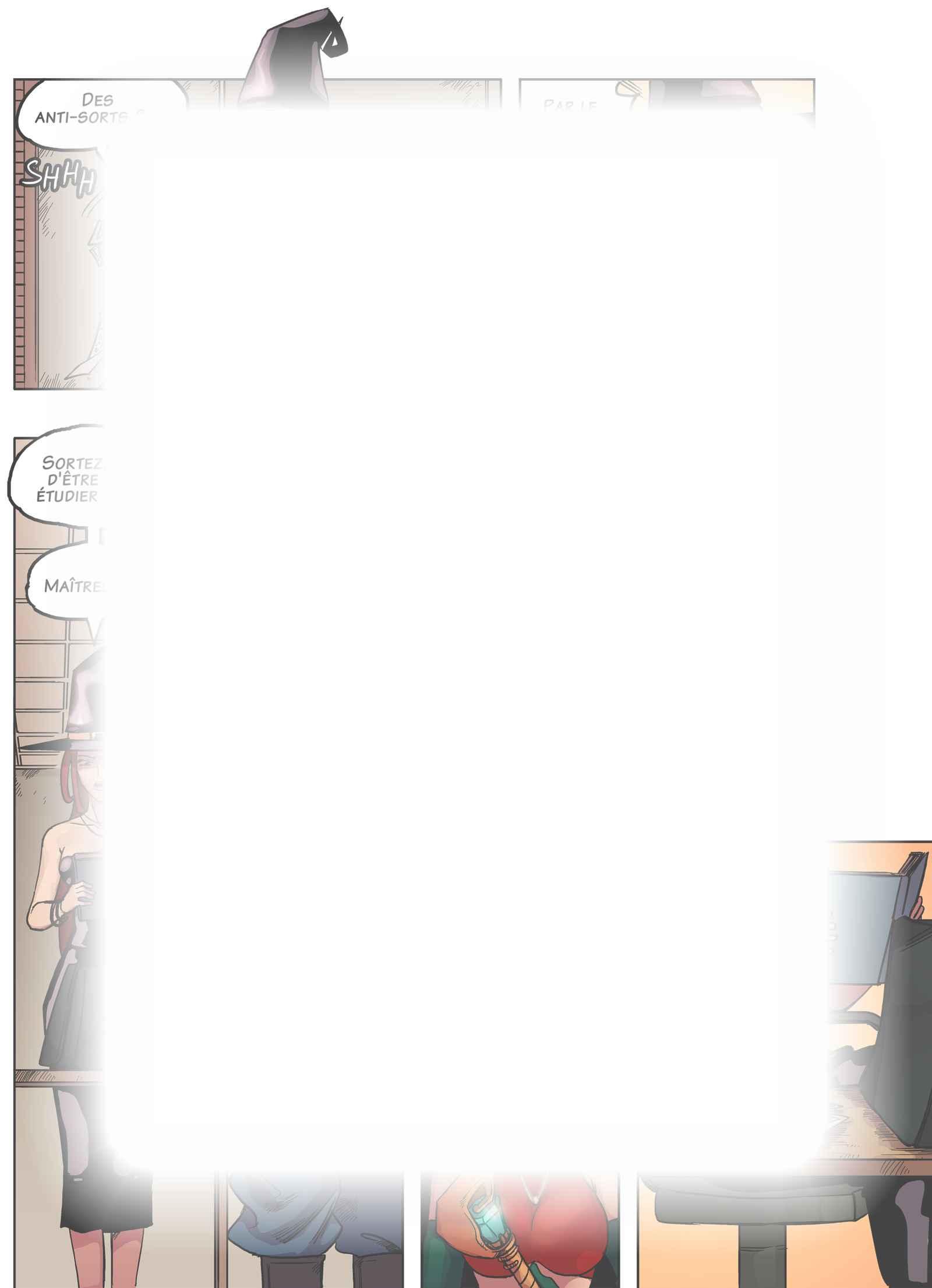 Hémisphères : Chapitre 7 page 7