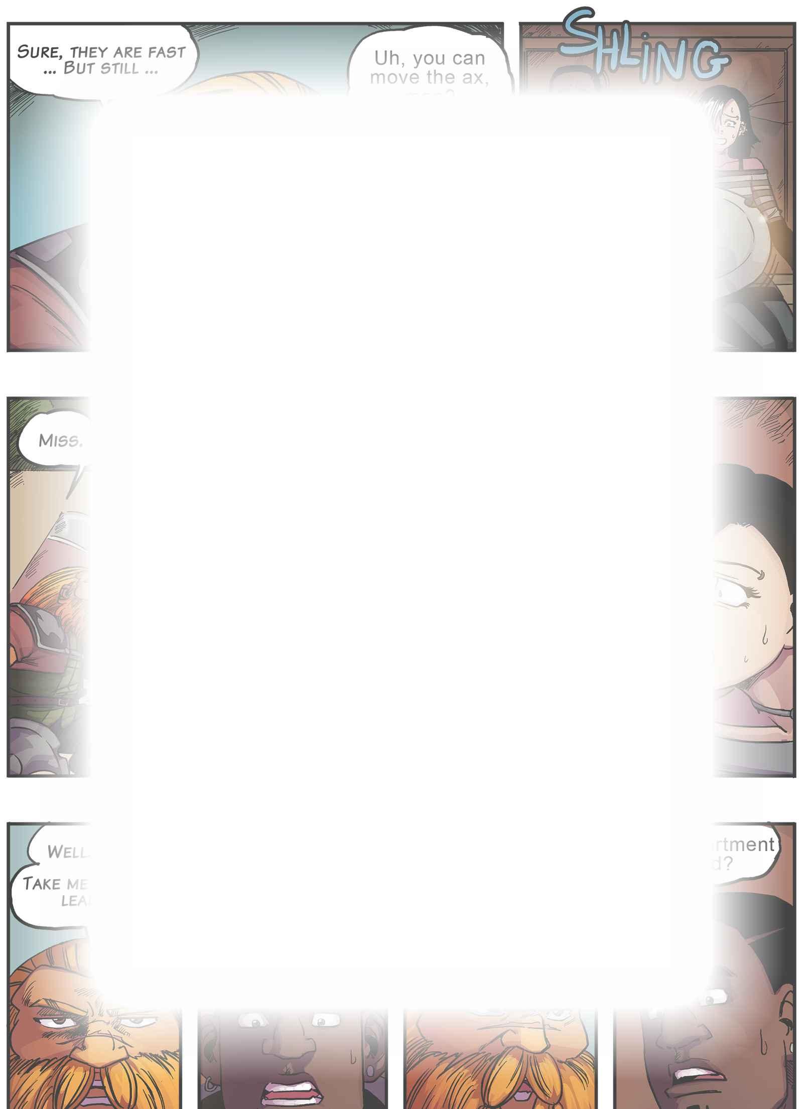 Hemispheres : チャプター 7 ページ 5