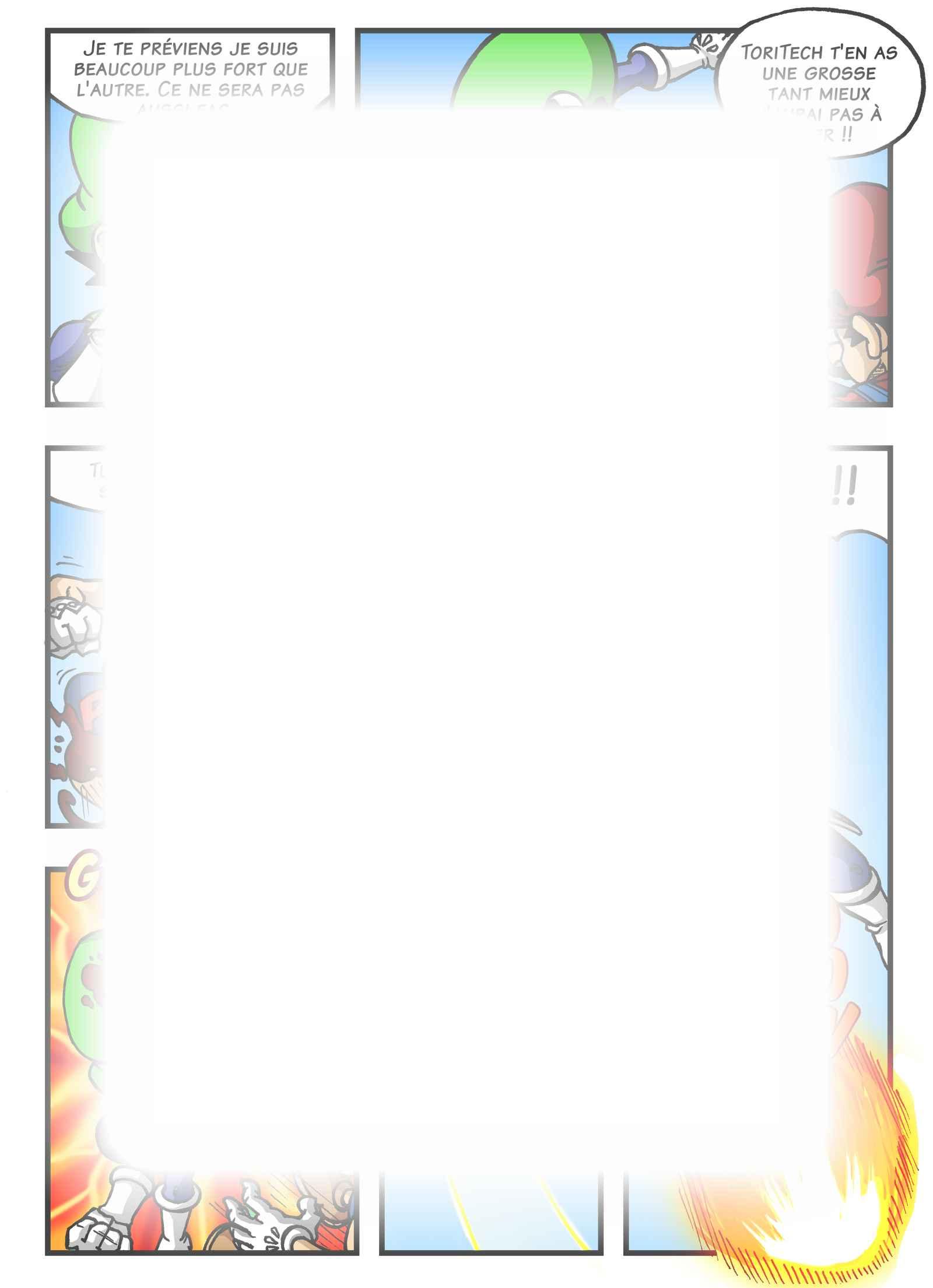 Super Dragon Bros Z : Chapitre 6 page 2