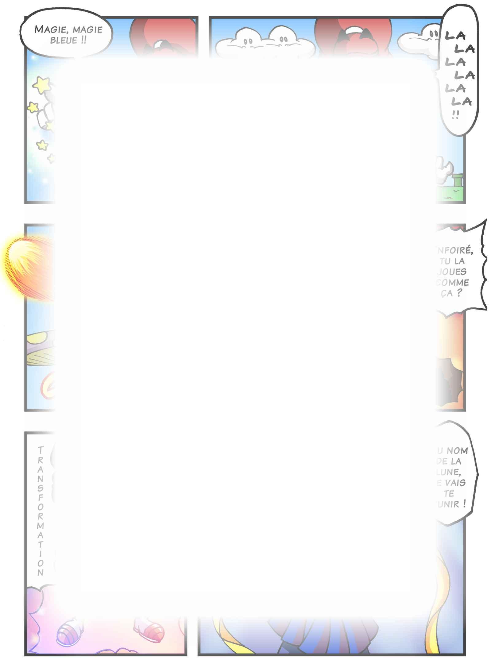 Super Dragon Bros Z : Chapitre 6 page 3