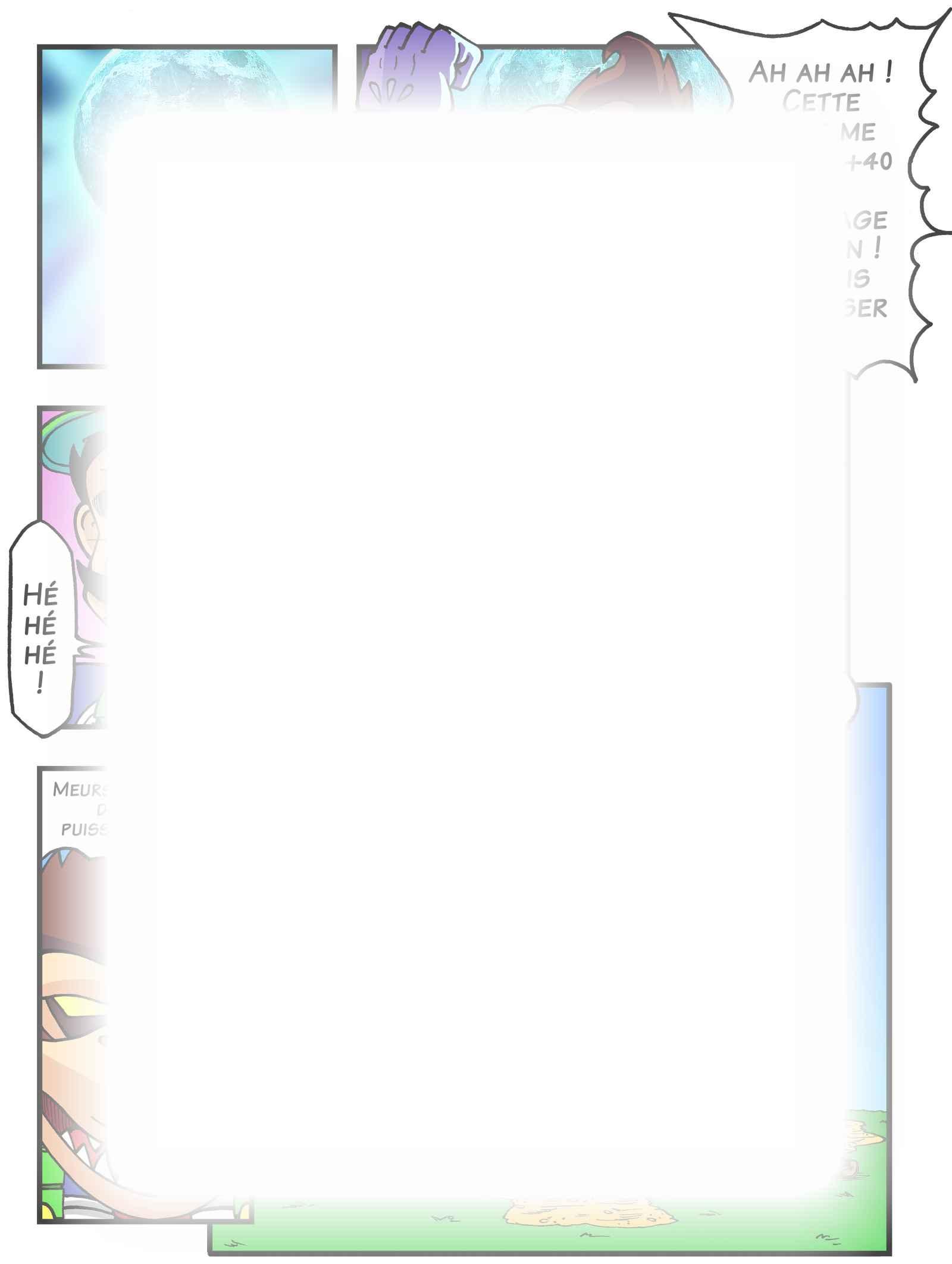 Super Dragon Bros Z : Chapitre 6 page 4