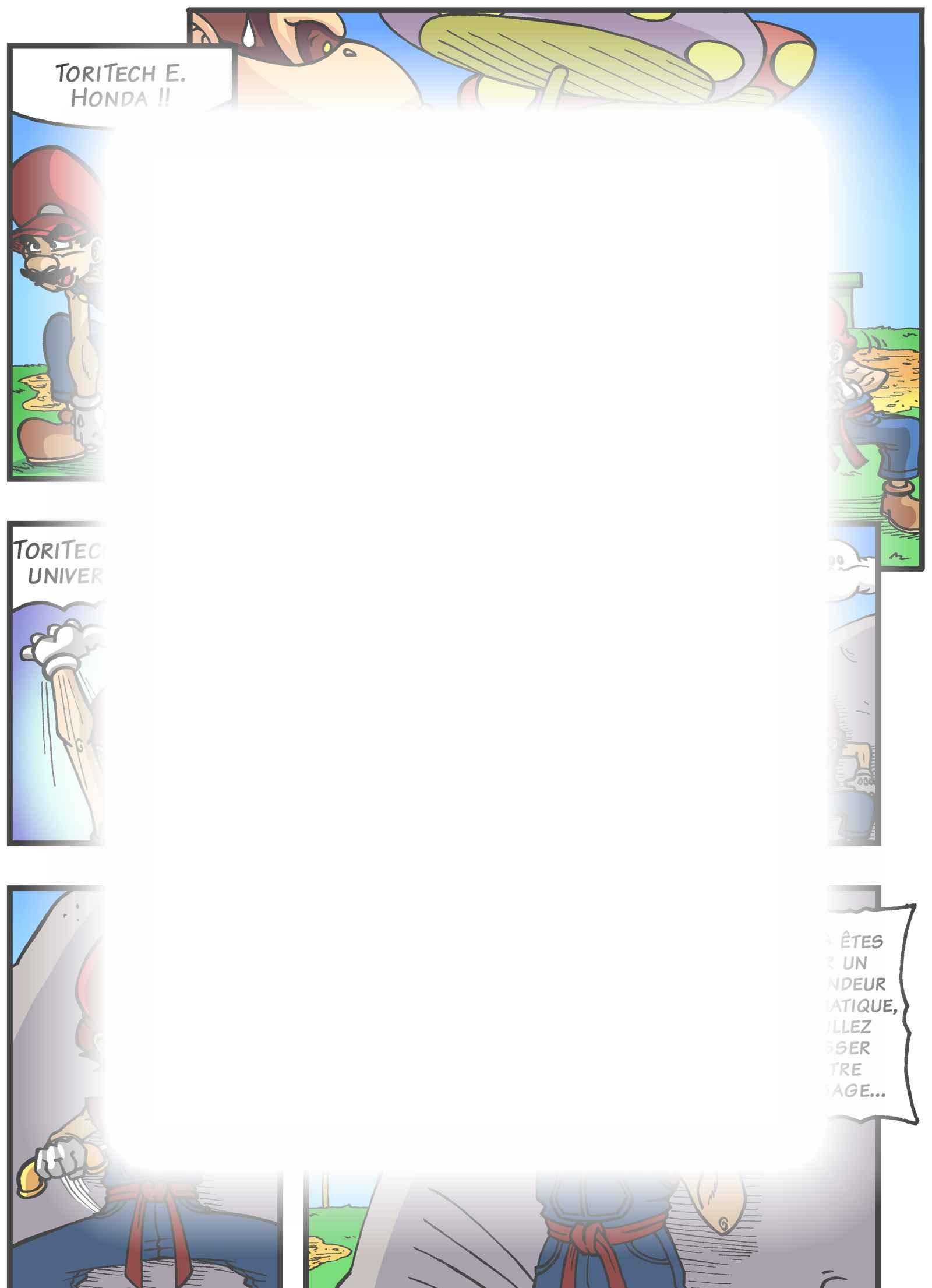 Super Dragon Bros Z : Chapitre 6 page 5