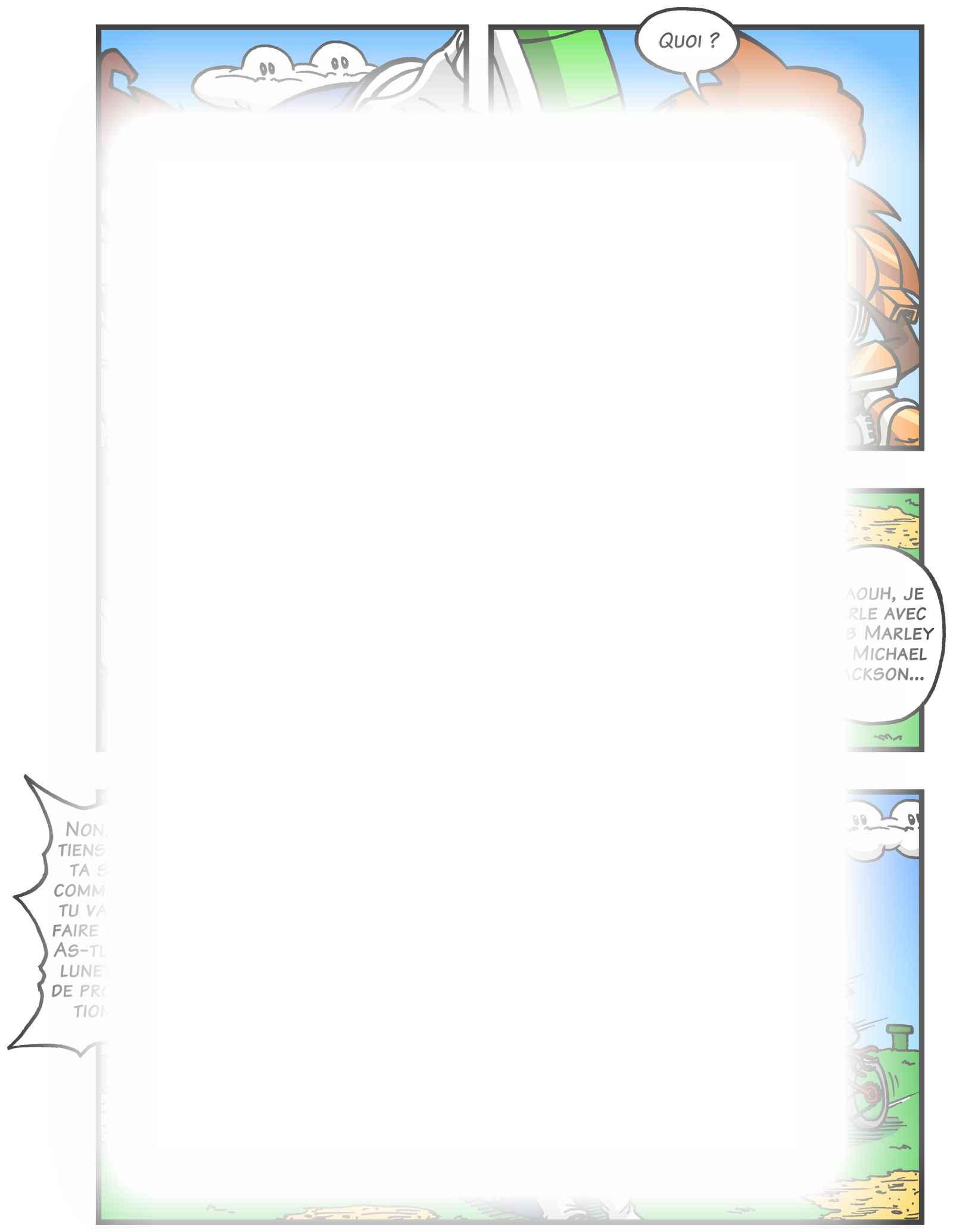 Super Dragon Bros Z : Chapitre 6 page 8