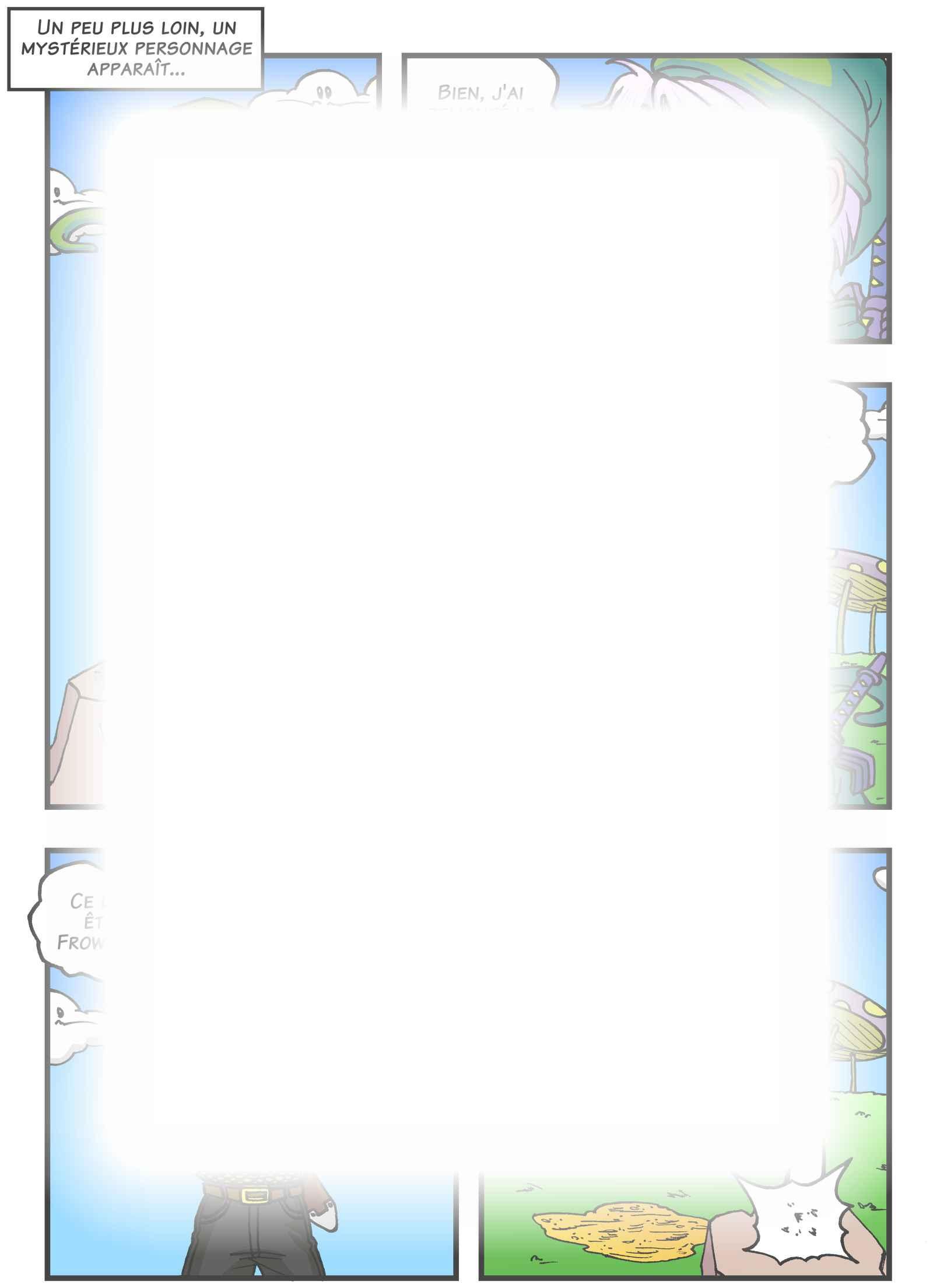 Super Dragon Bros Z : Chapitre 6 page 9