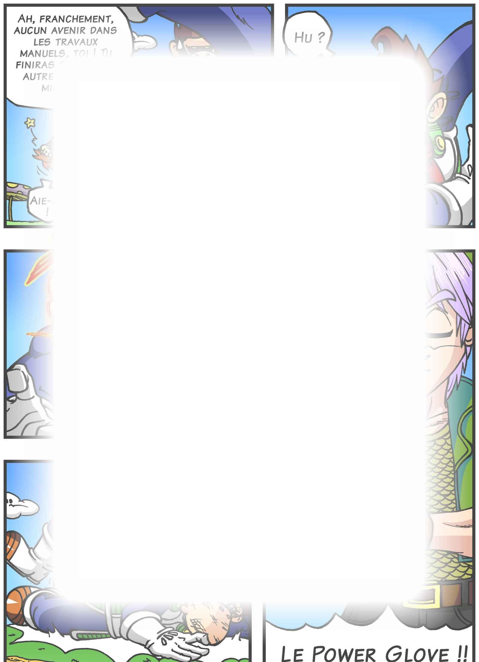Super Dragon Bros Z : Chapitre 6 page 10