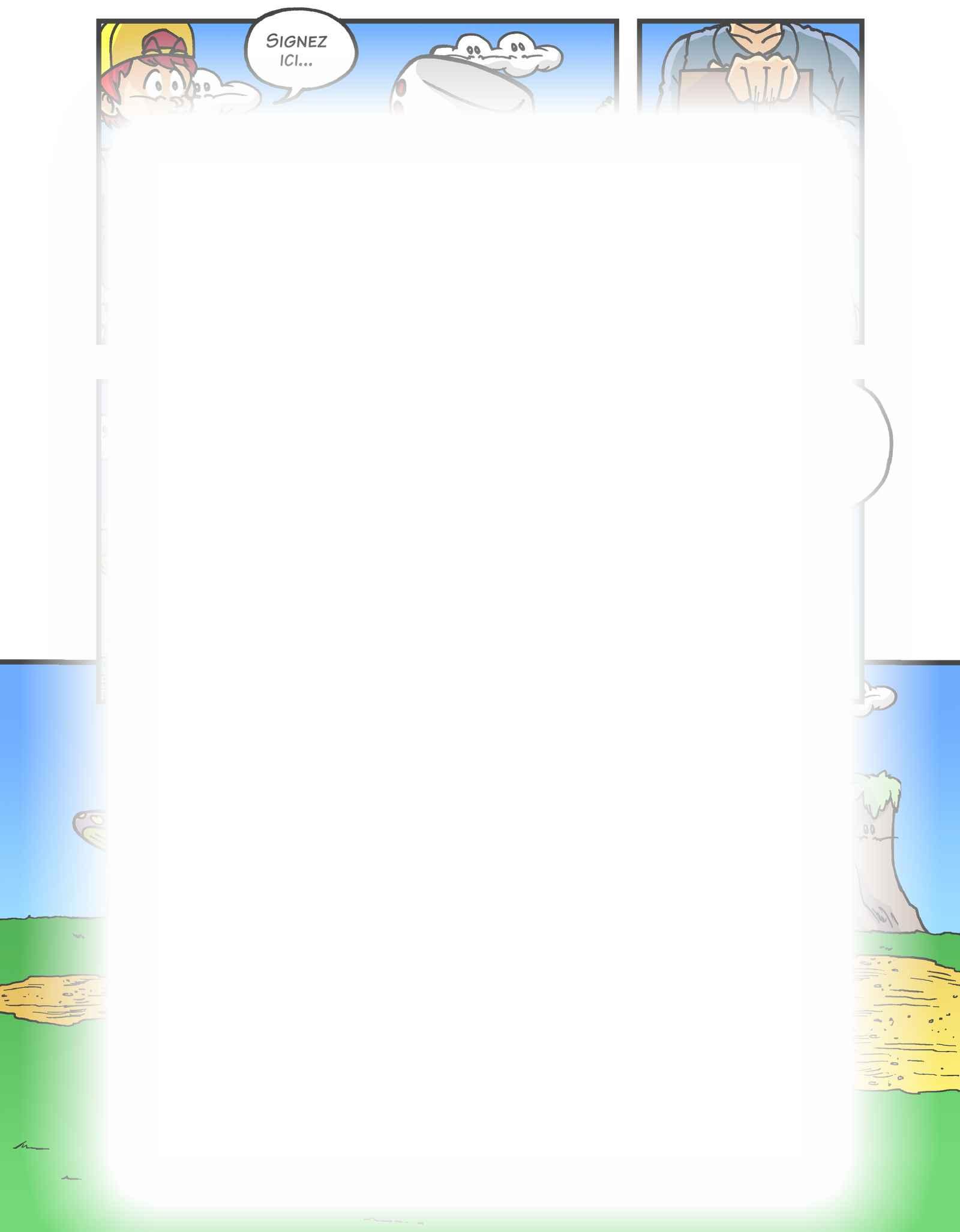 Super Dragon Bros Z : Chapitre 6 page 11