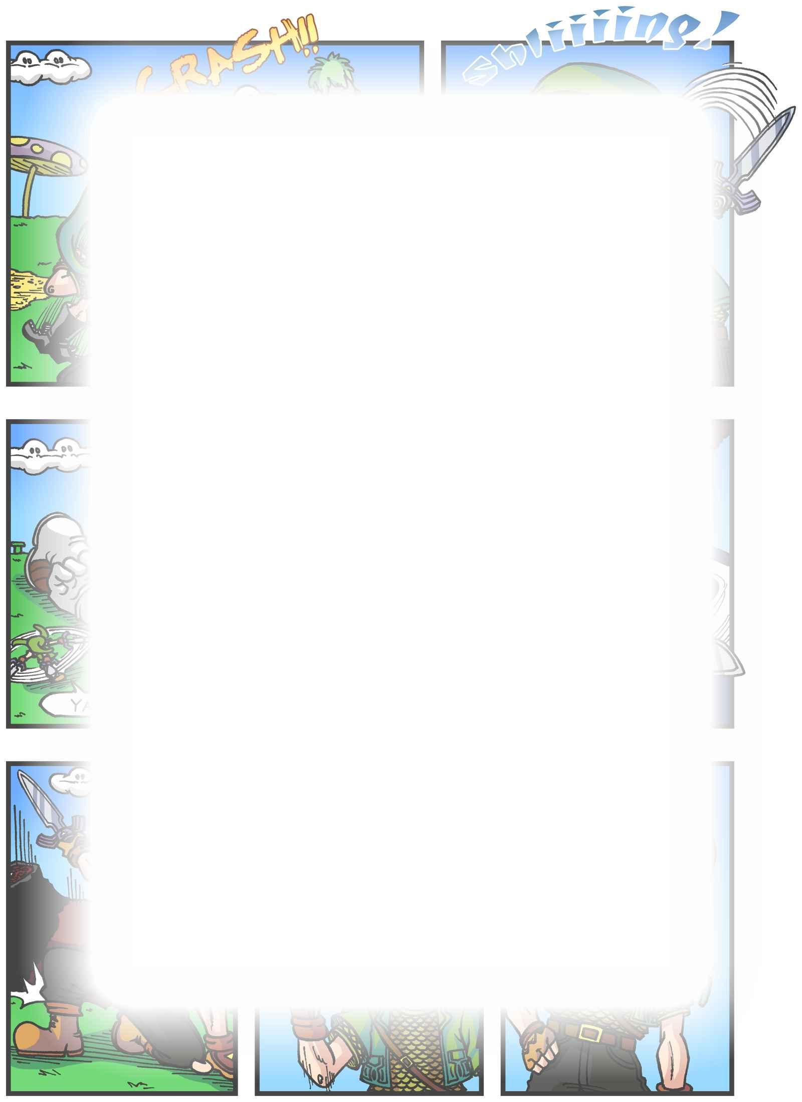 Super Dragon Bros Z : Chapitre 6 page 12