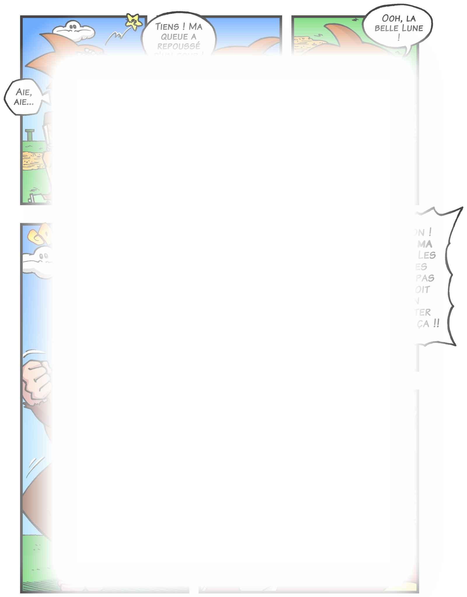 Super Dragon Bros Z : Chapitre 6 page 14