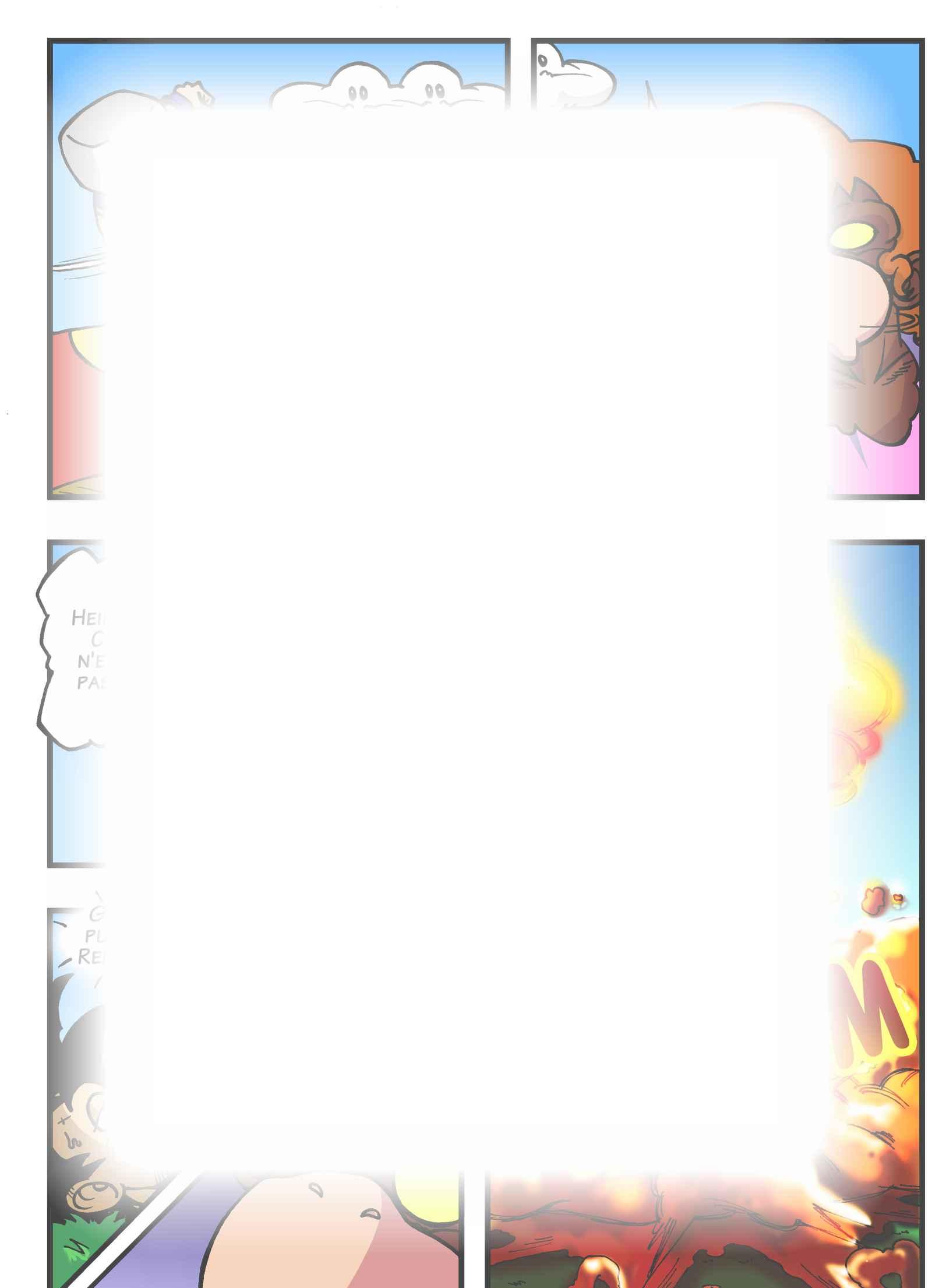 Super Dragon Bros Z : Chapitre 6 page 15