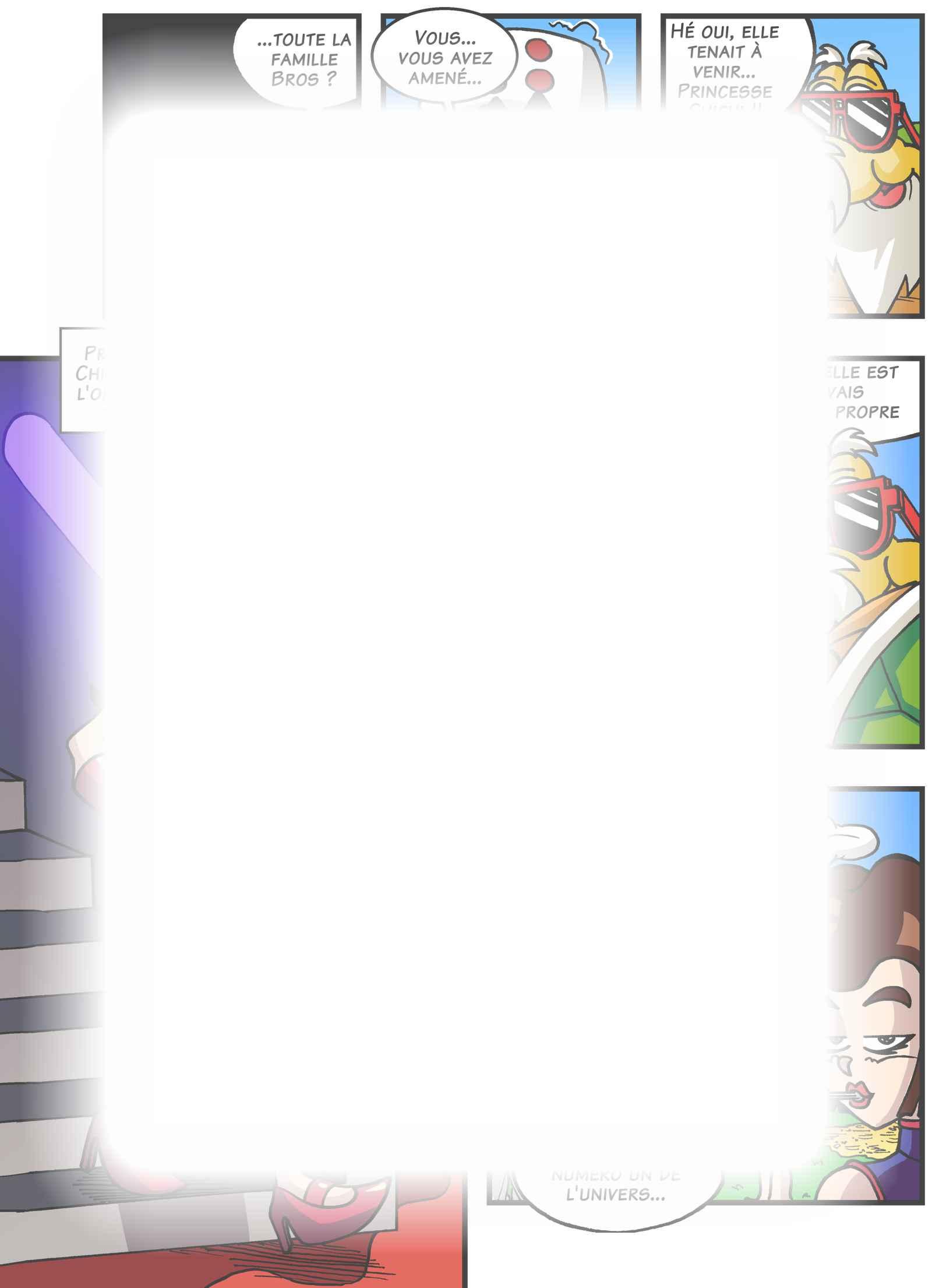 Super Dragon Bros Z : Chapitre 6 page 18