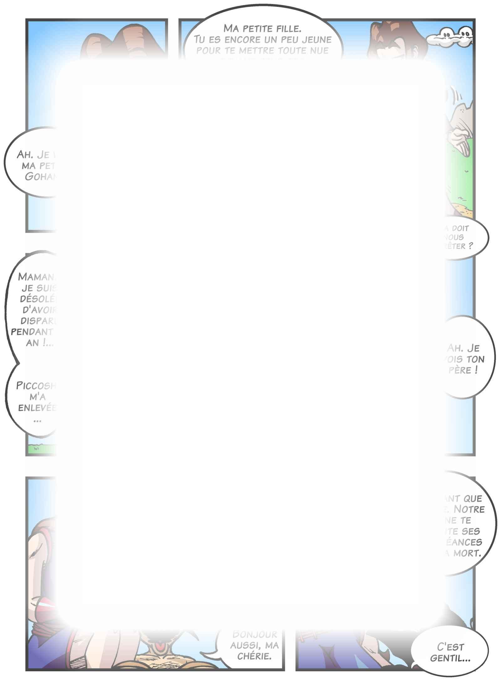 Super Dragon Bros Z : Chapitre 6 page 19