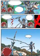 Saint Seiya - Ocean Chapter : Capítulo 4 página 18