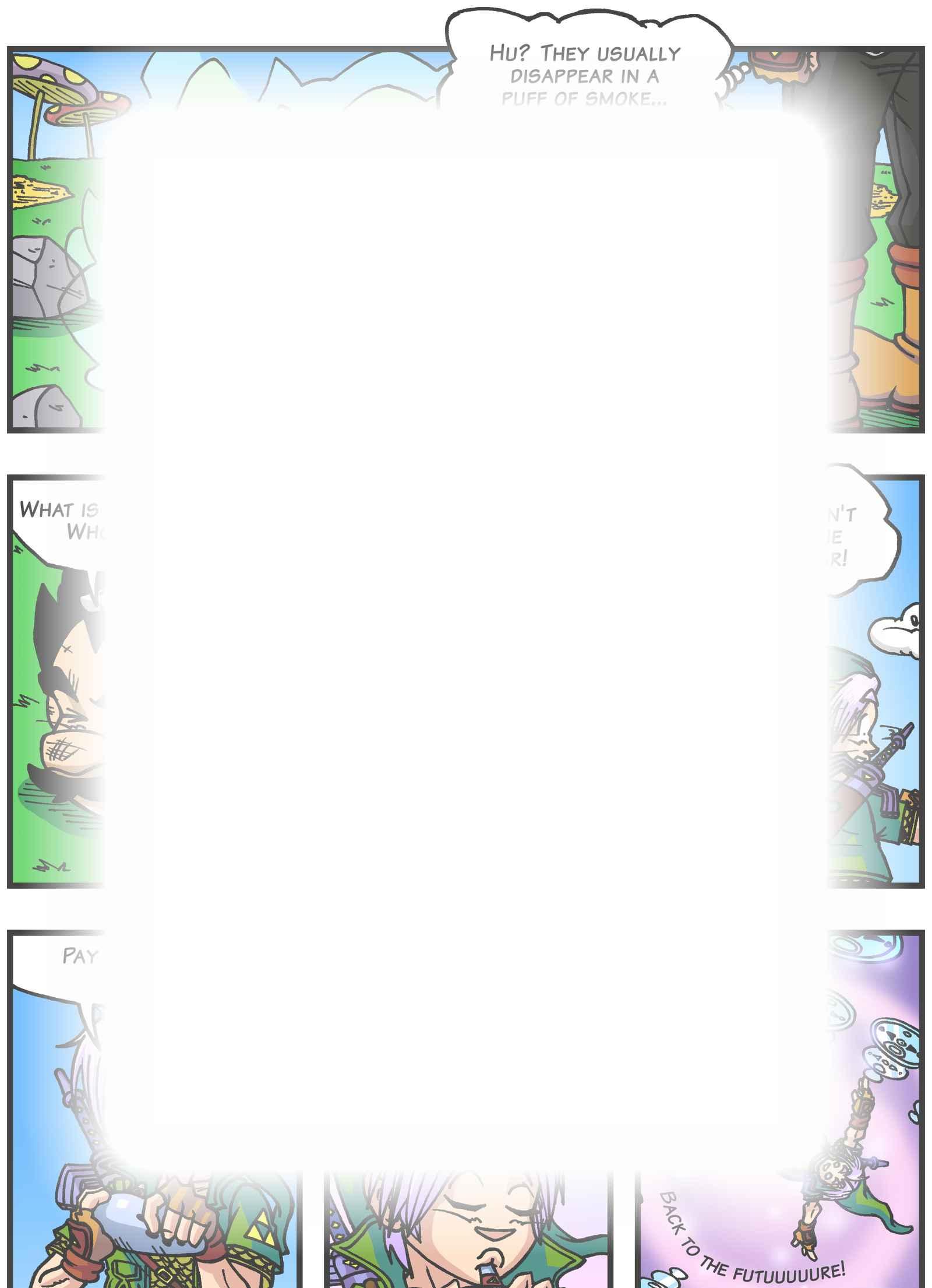 Super Dragon Bros Z : Chapitre 6 page 13