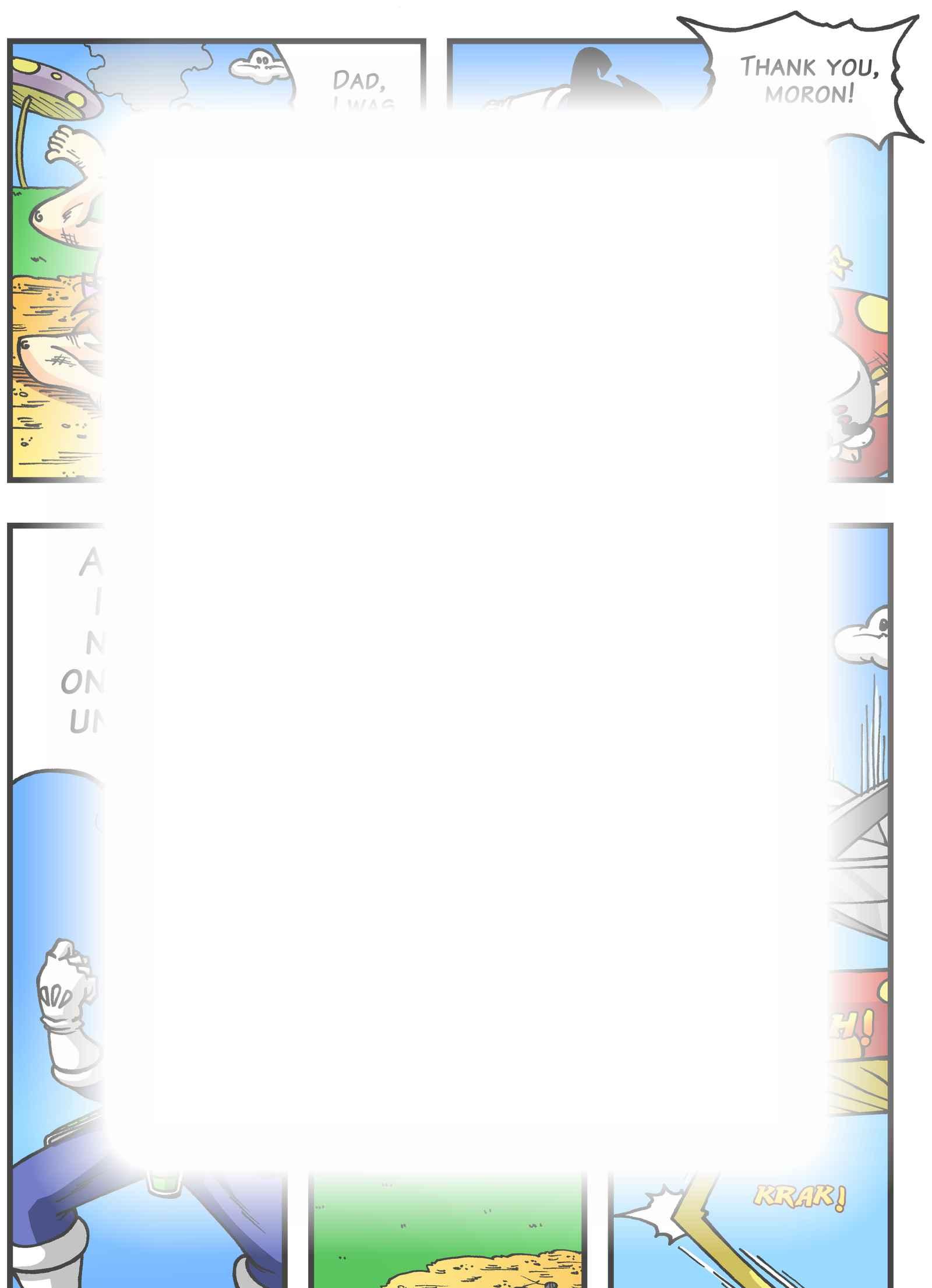 Super Dragon Bros Z : Chapitre 6 page 16