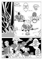 Grupo Rockets : Capítulo 3 página 8