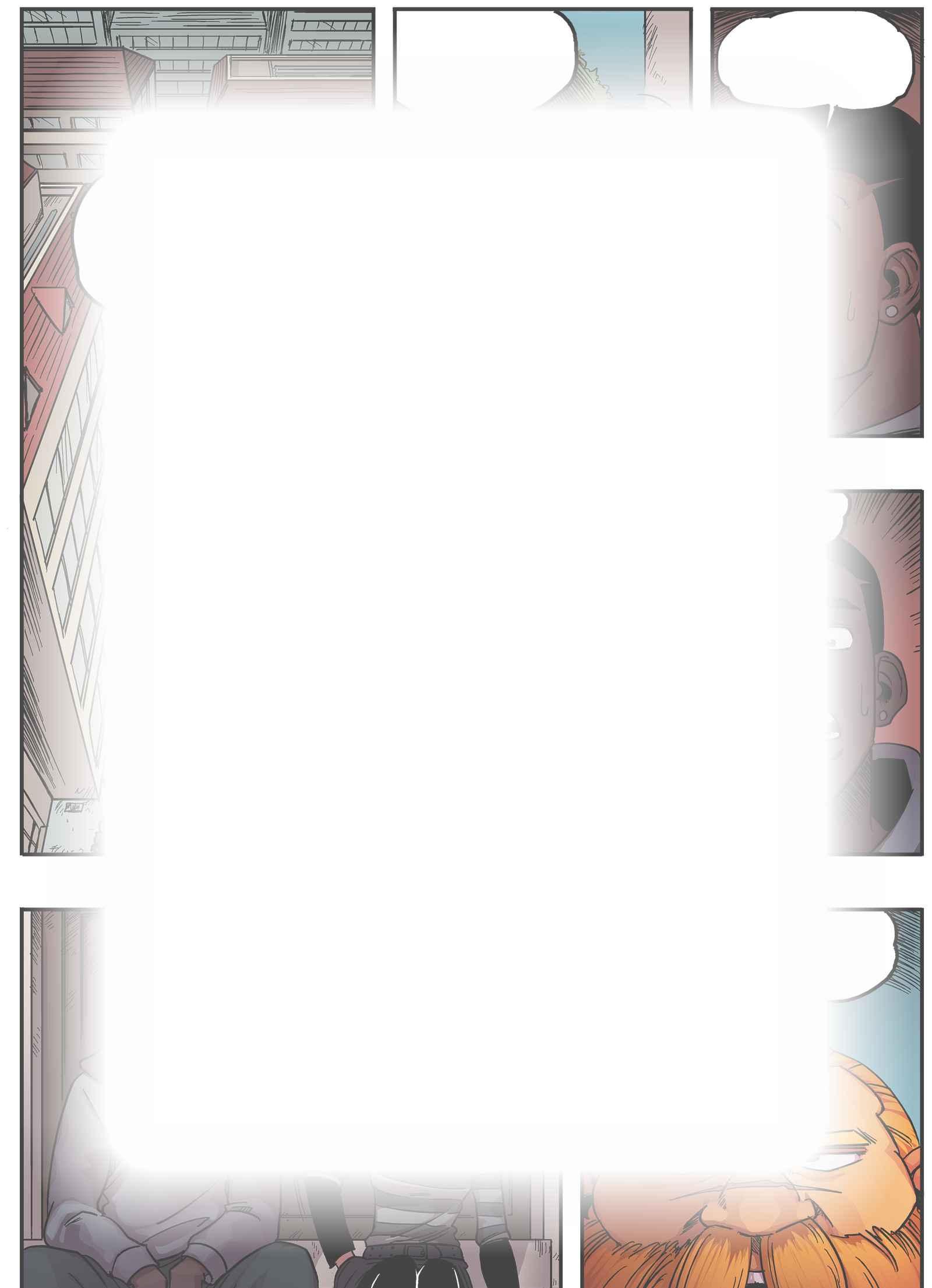 Hemisferios : Capítulo 8 página 2