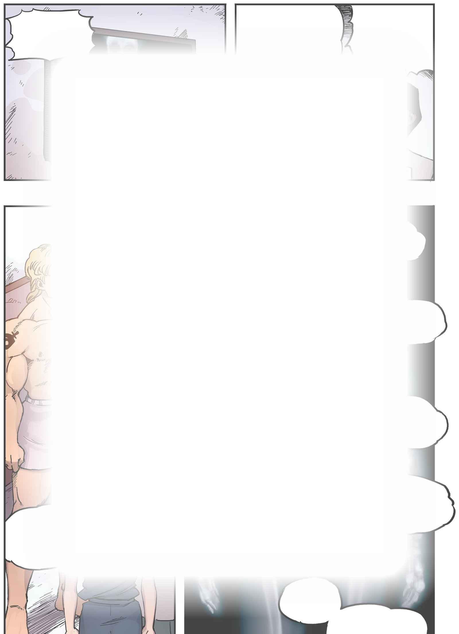 Hemisferios : Capítulo 8 página 8