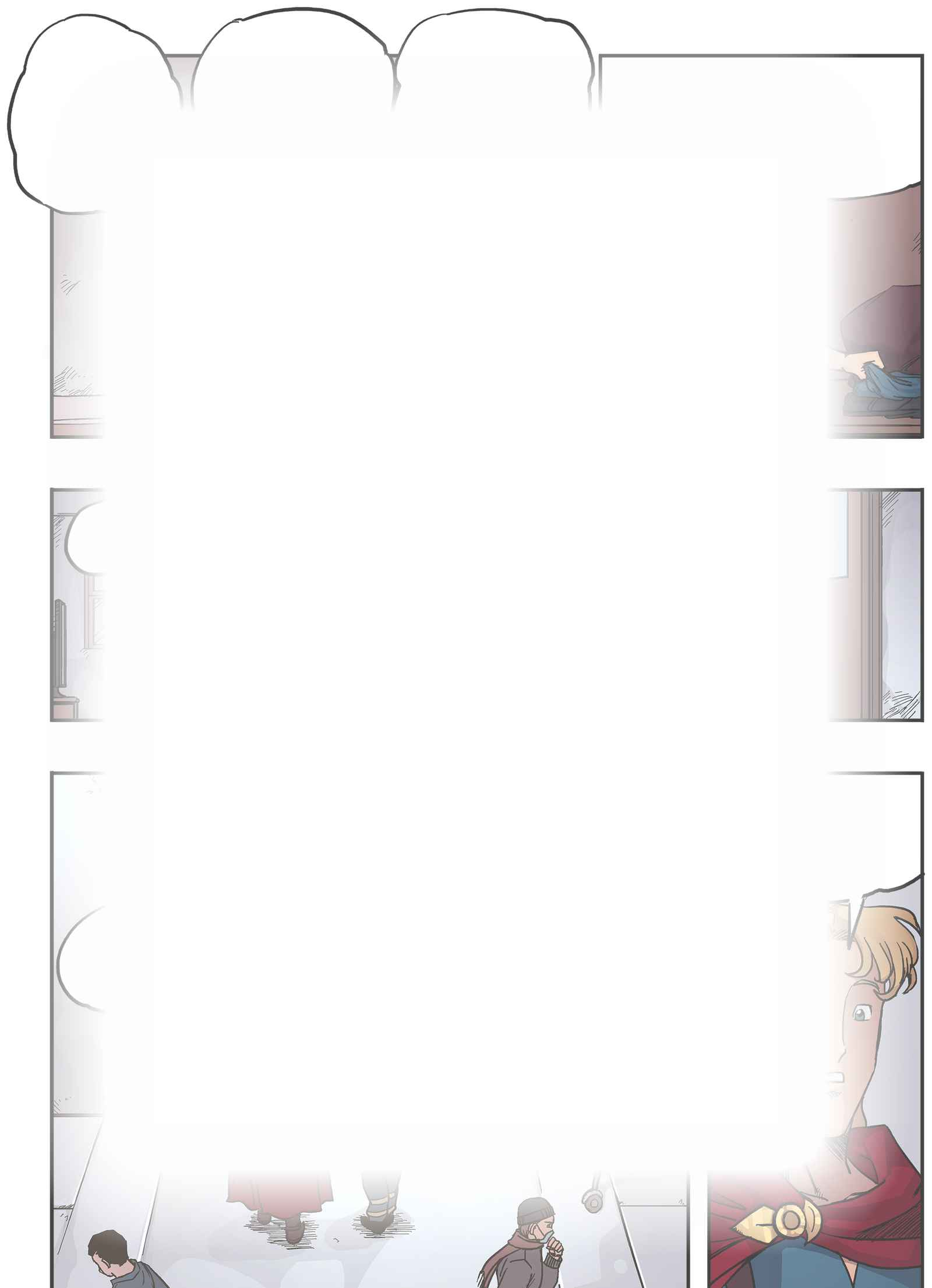 Hemisferios : Capítulo 8 página 9