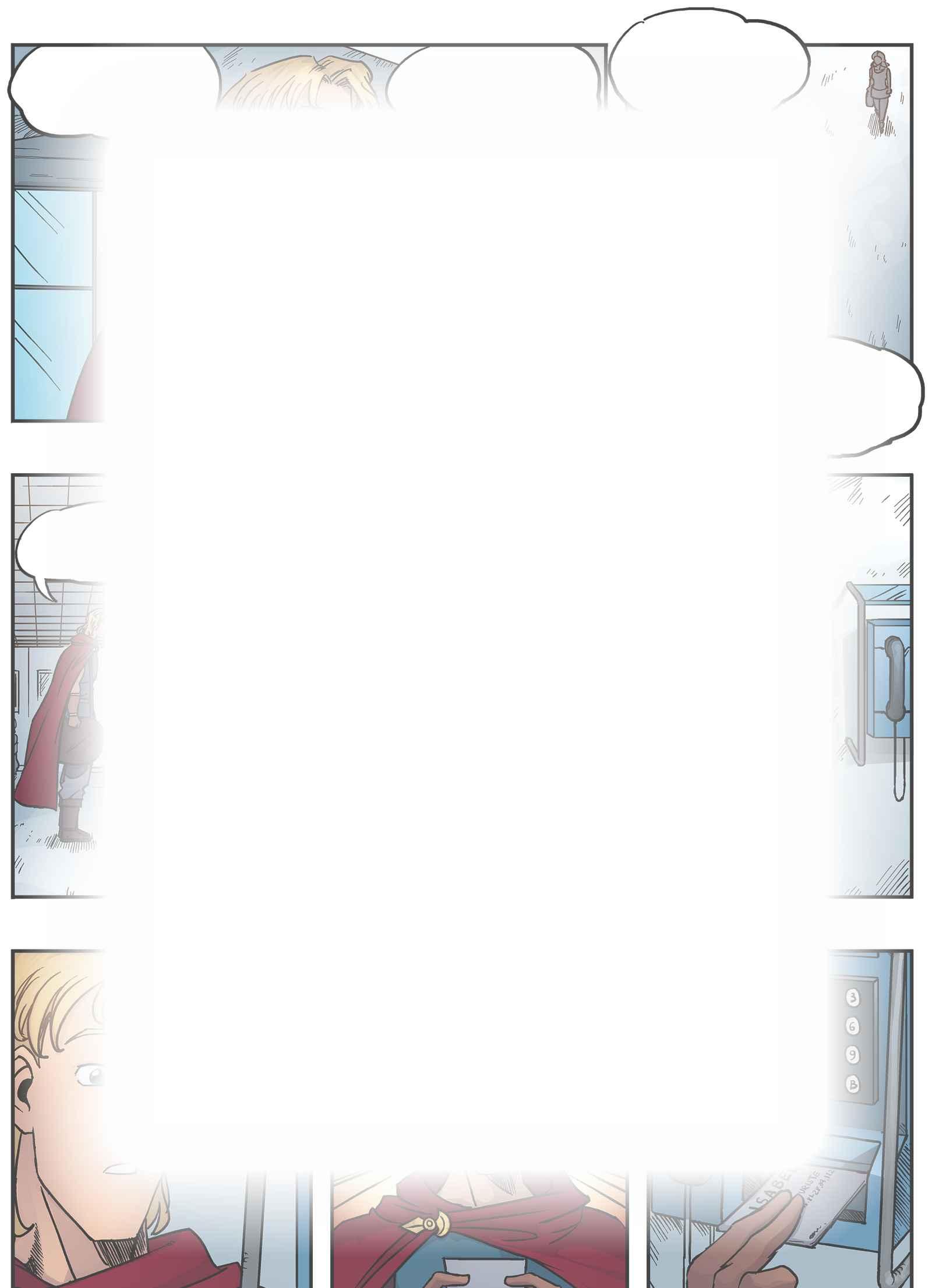 Hemisferios : Capítulo 8 página 12
