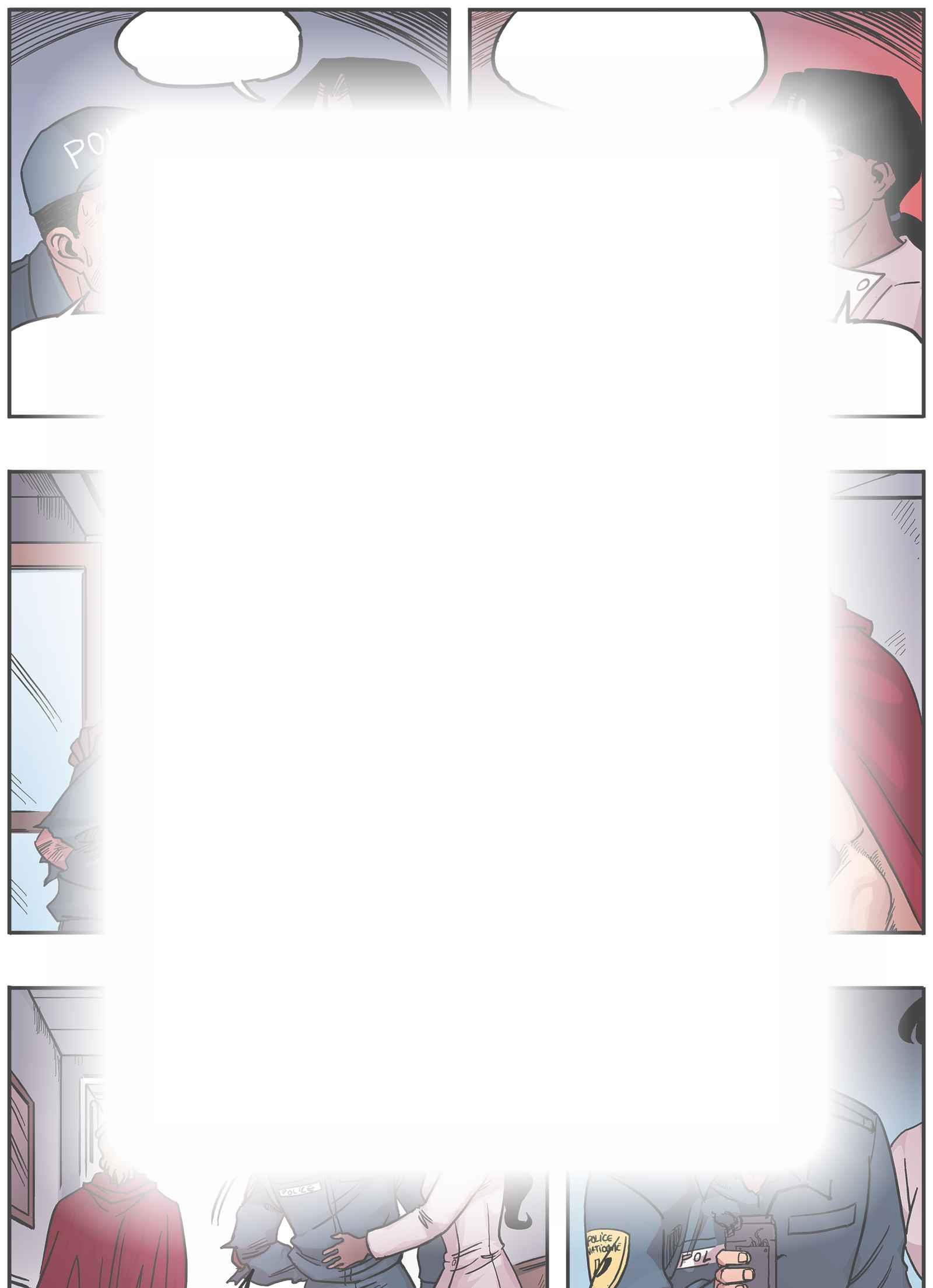 Hemisferios : Capítulo 8 página 14