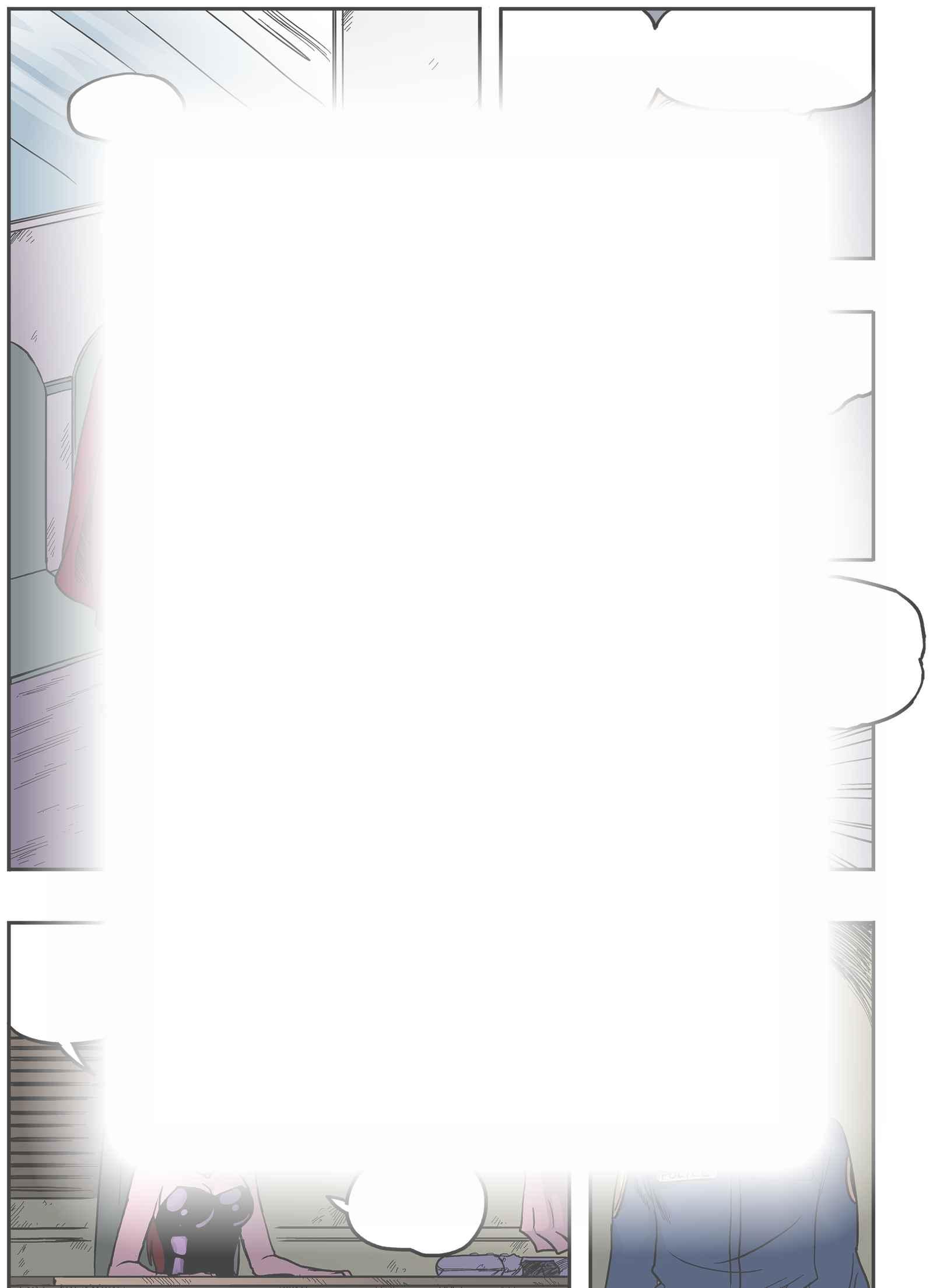 Hemisferios : Capítulo 8 página 19
