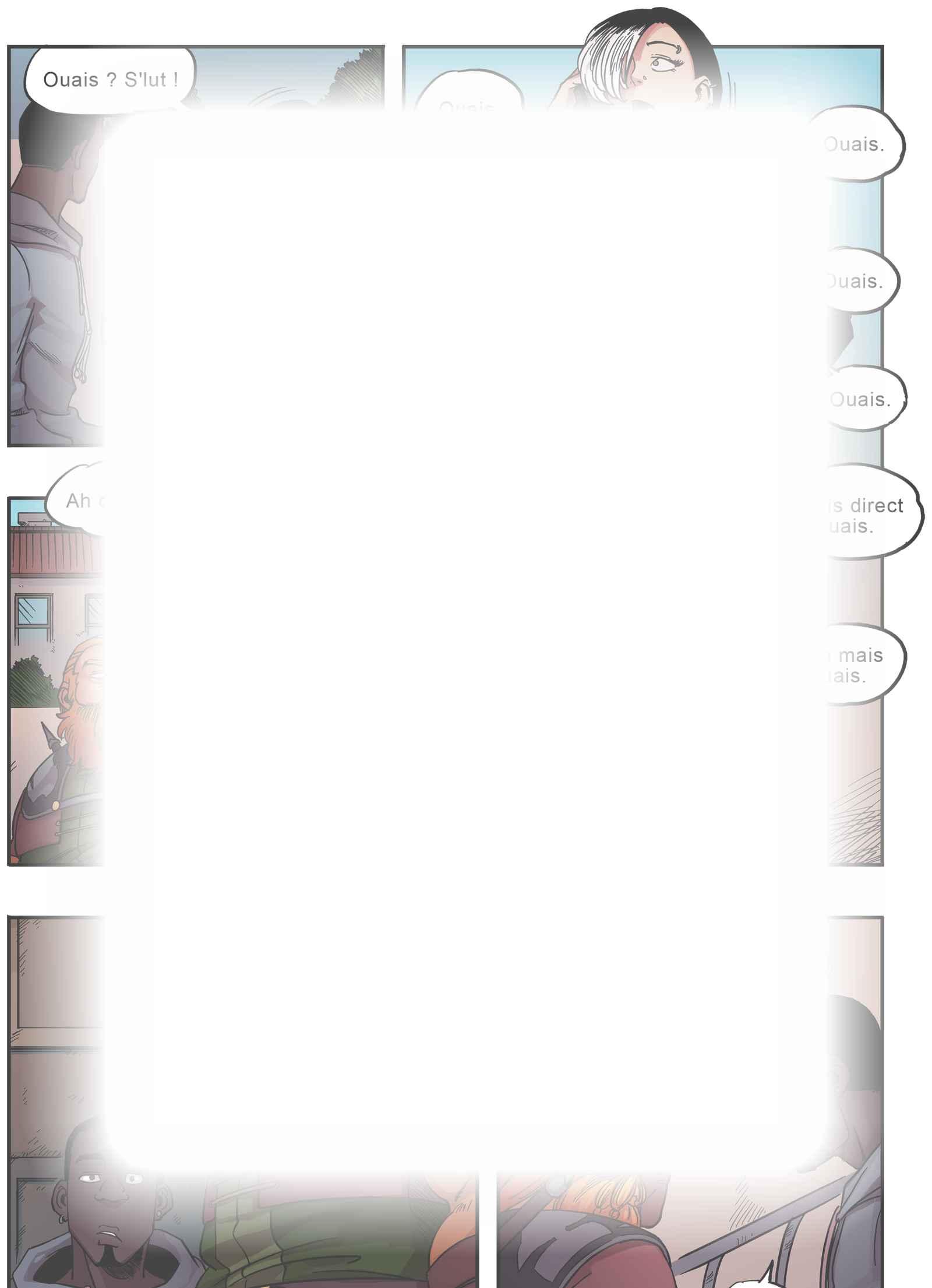 Hémisphères : チャプター 8 ページ 3