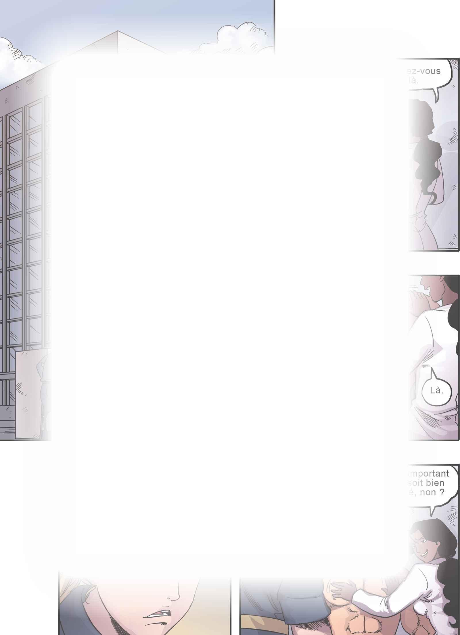 Hémisphères : チャプター 8 ページ 7