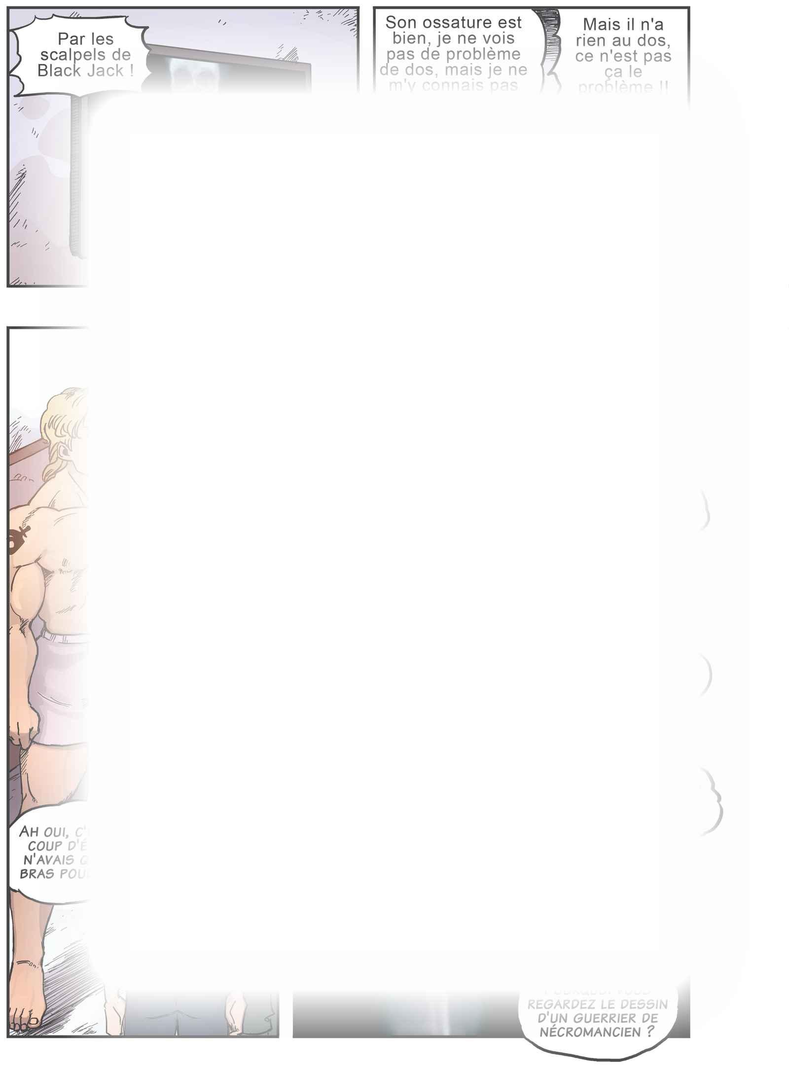 Hémisphères : チャプター 8 ページ 8