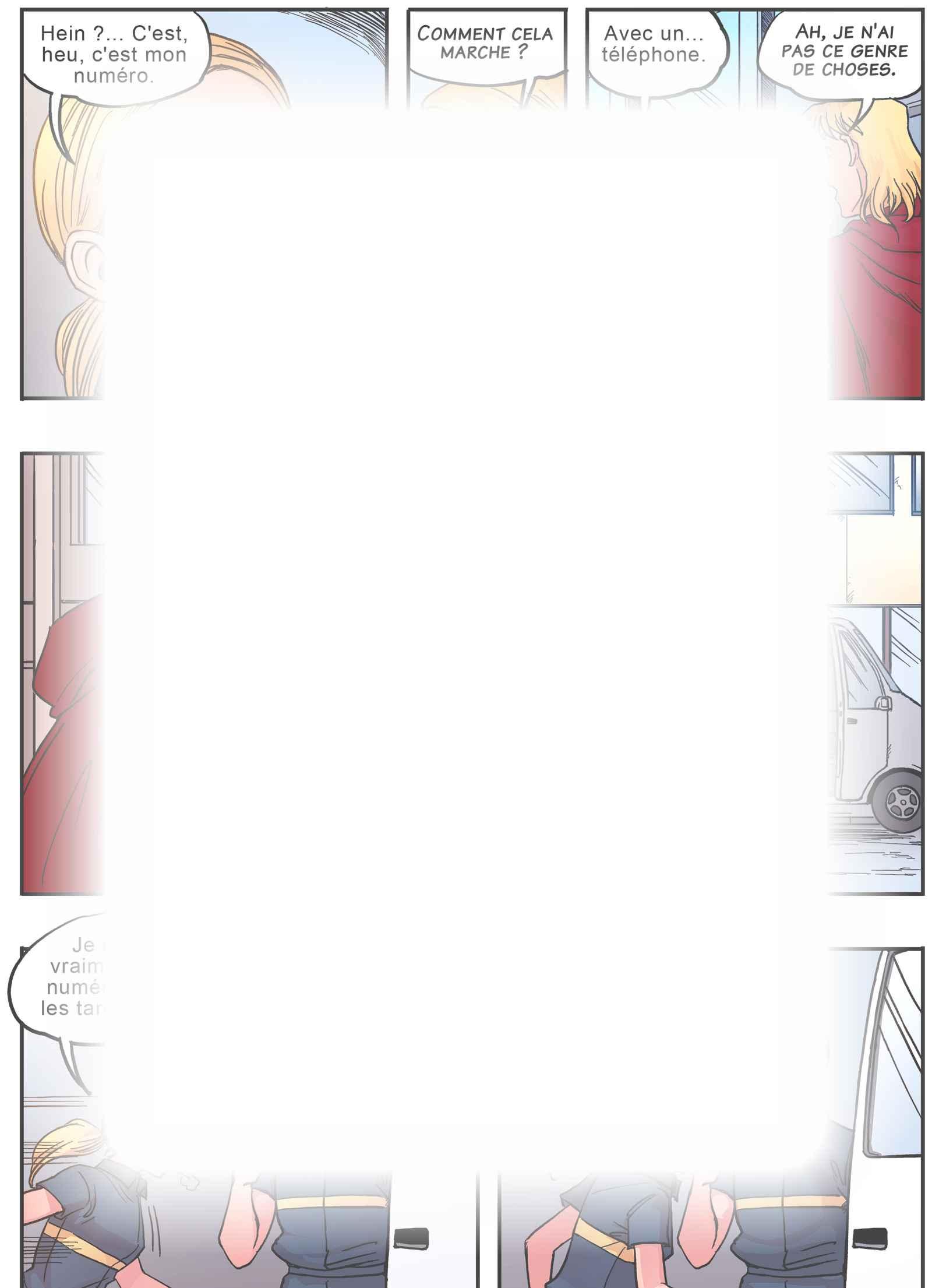 Hémisphères : チャプター 8 ページ 11