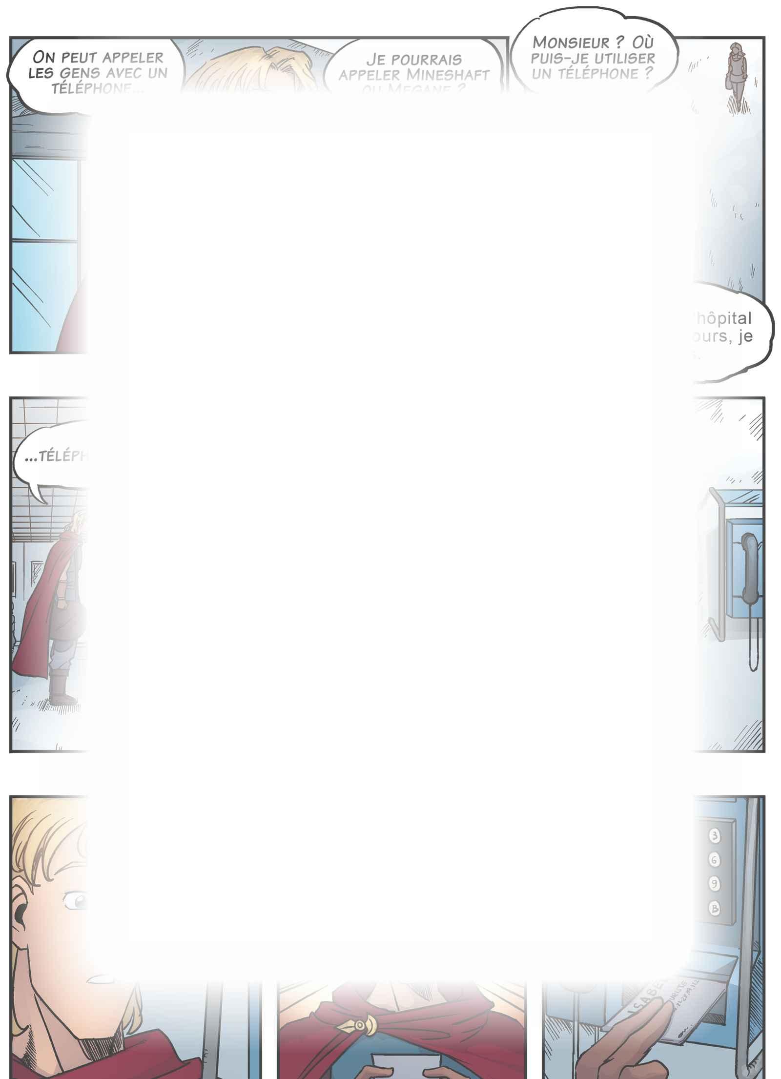 Hémisphères : チャプター 8 ページ 12