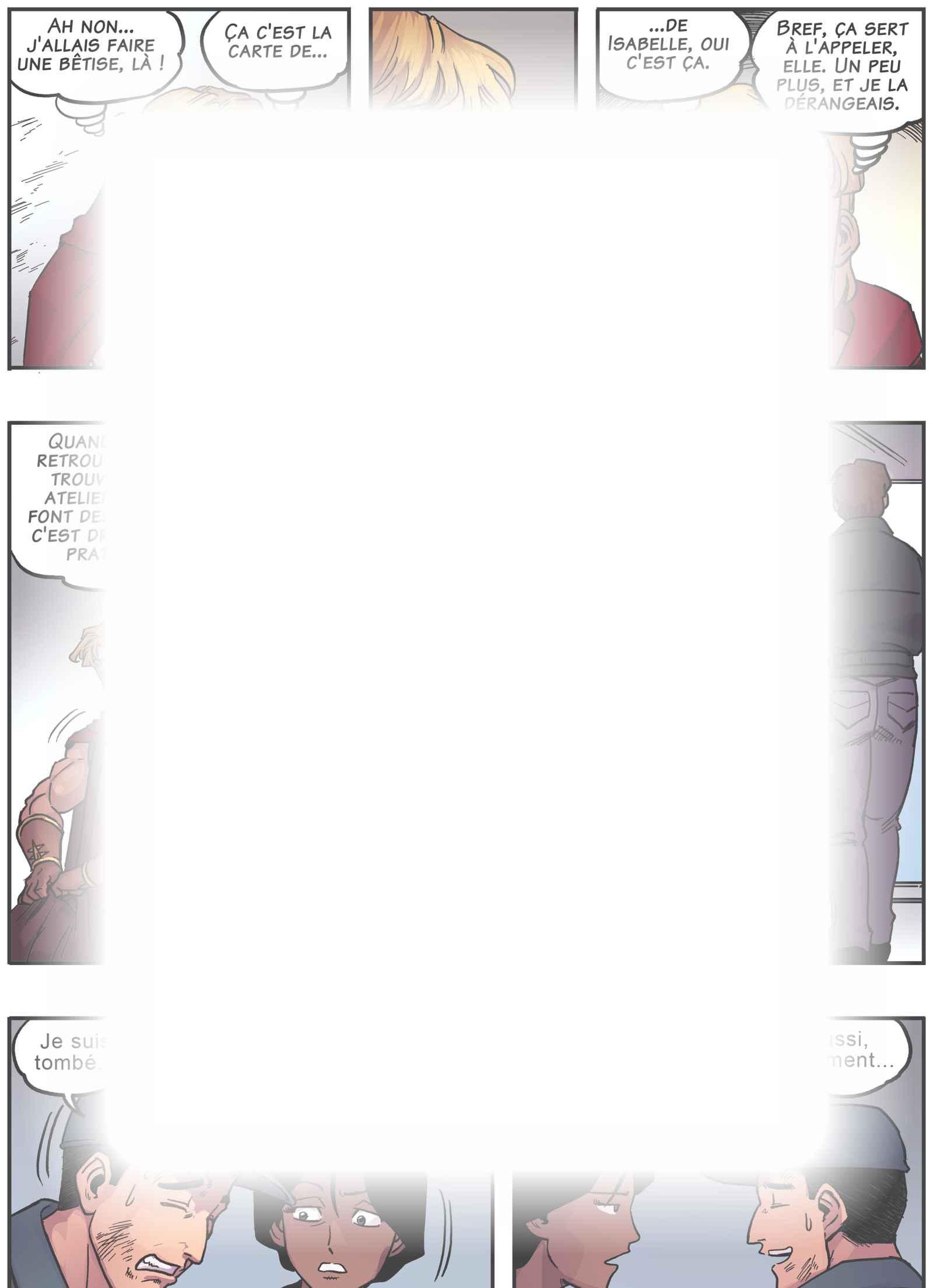 Hémisphères : チャプター 8 ページ 13
