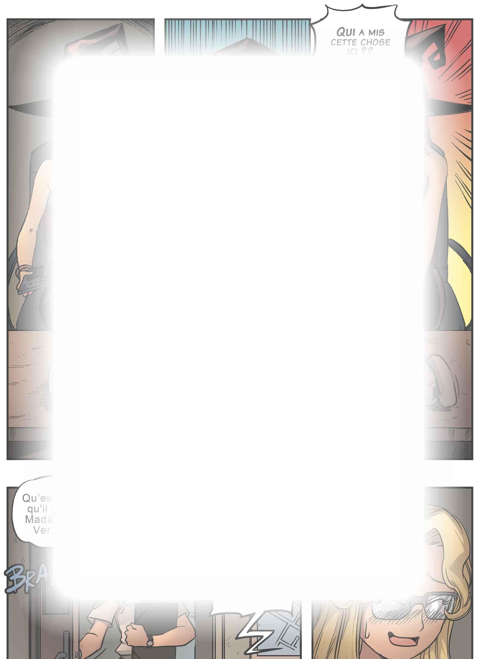 Hémisphères : チャプター 8 ページ 16