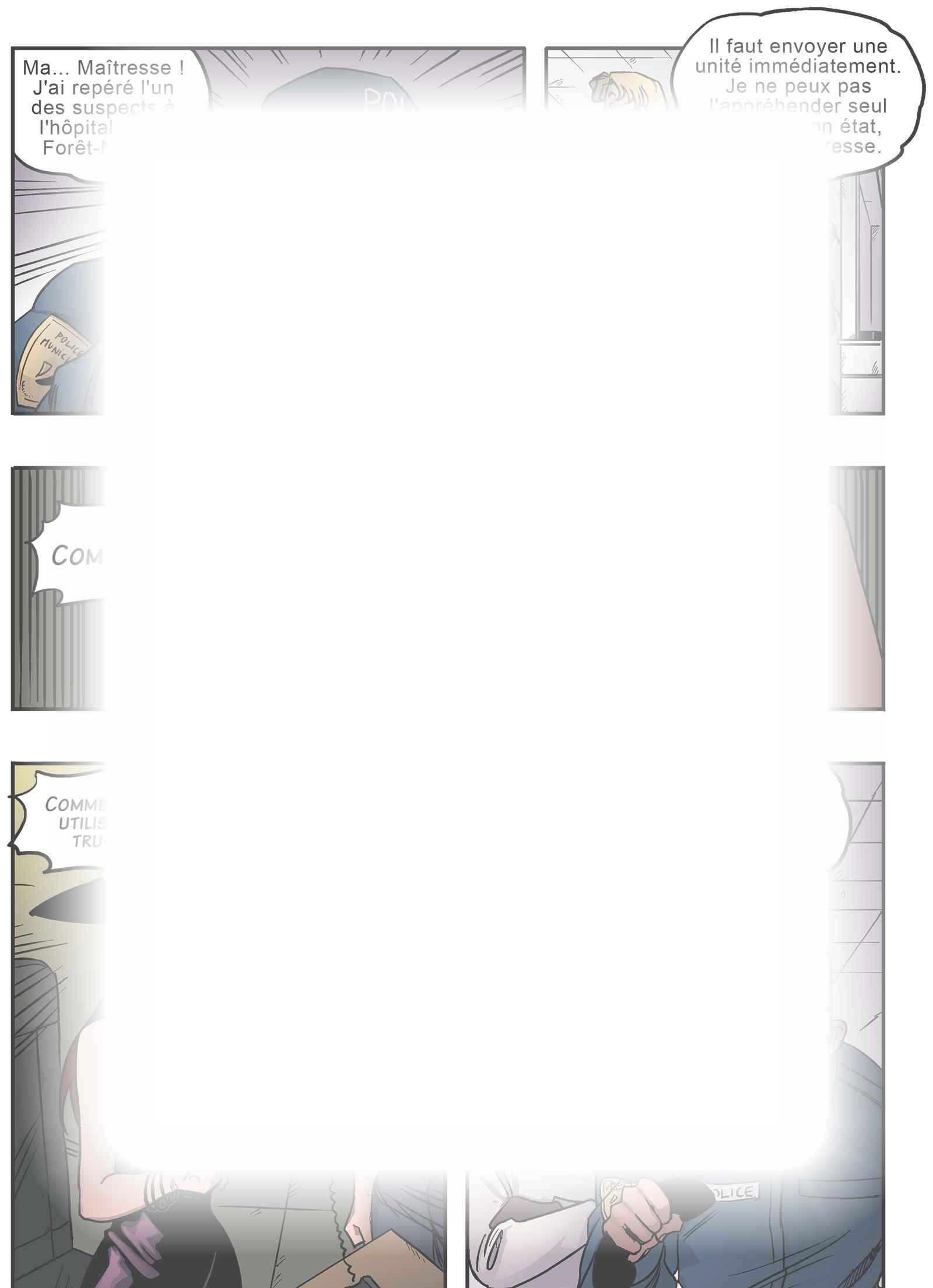 Hémisphères : チャプター 8 ページ 18