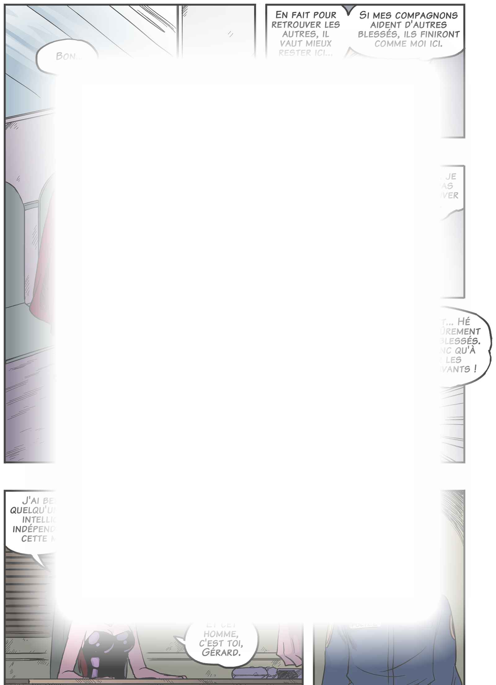 Hémisphères : チャプター 8 ページ 19