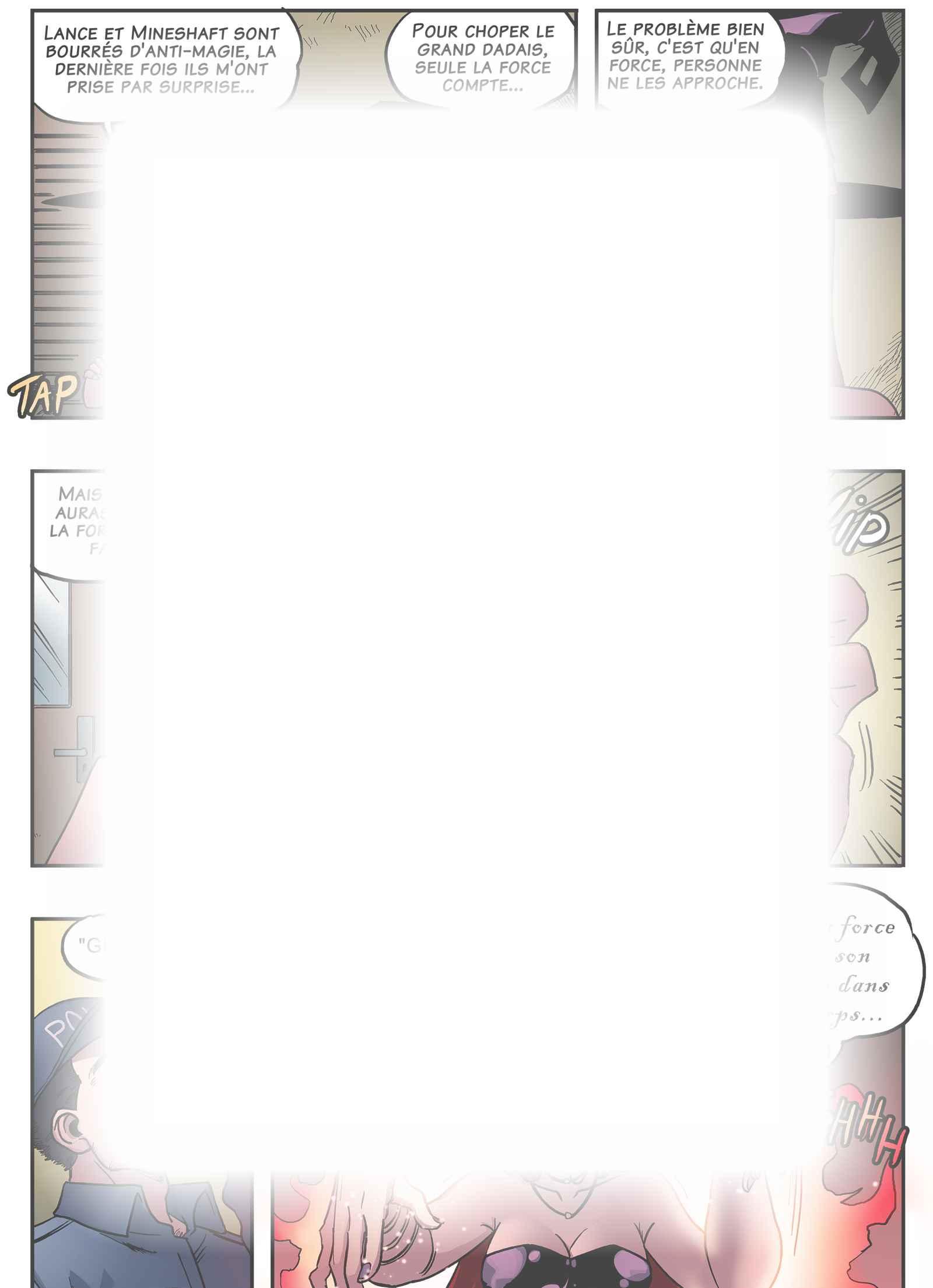Hémisphères : チャプター 8 ページ 20