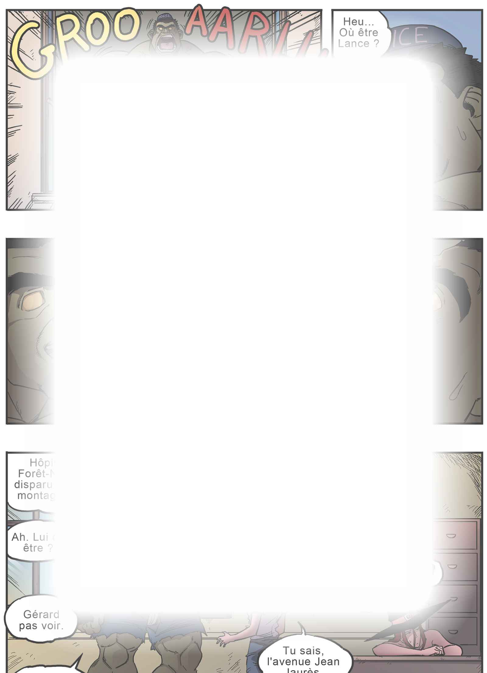 Hémisphères : チャプター 8 ページ 22
