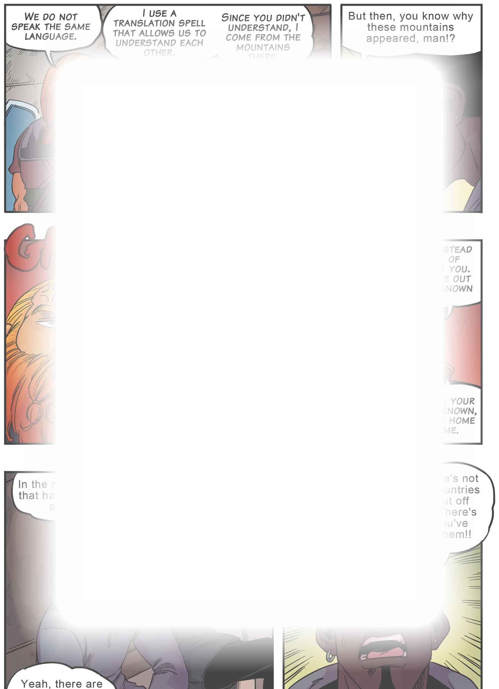 Hemispheres : Chapitre 8 page 5