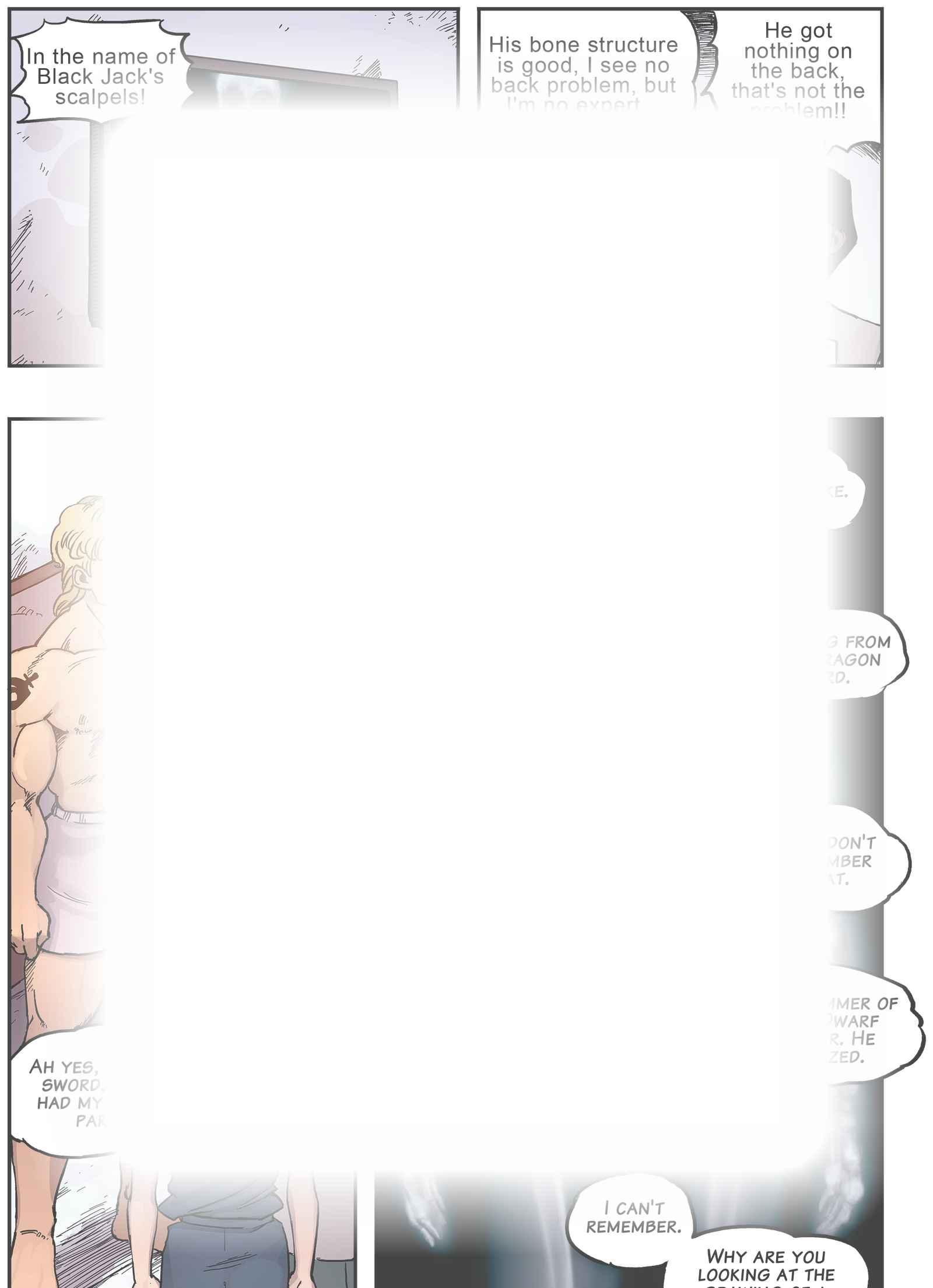 Hemispheres : Chapitre 8 page 8