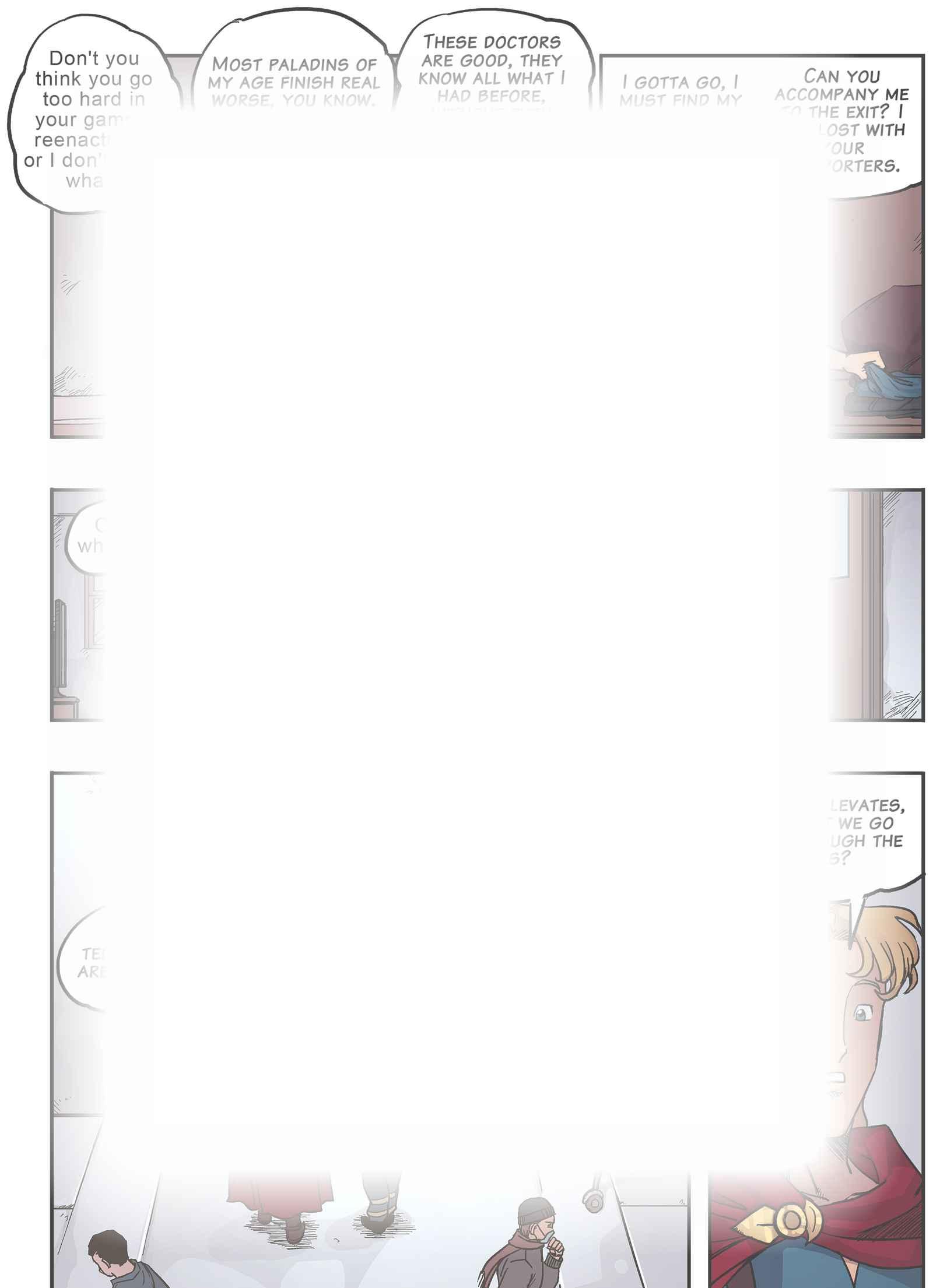 Hemispheres : Chapitre 8 page 9