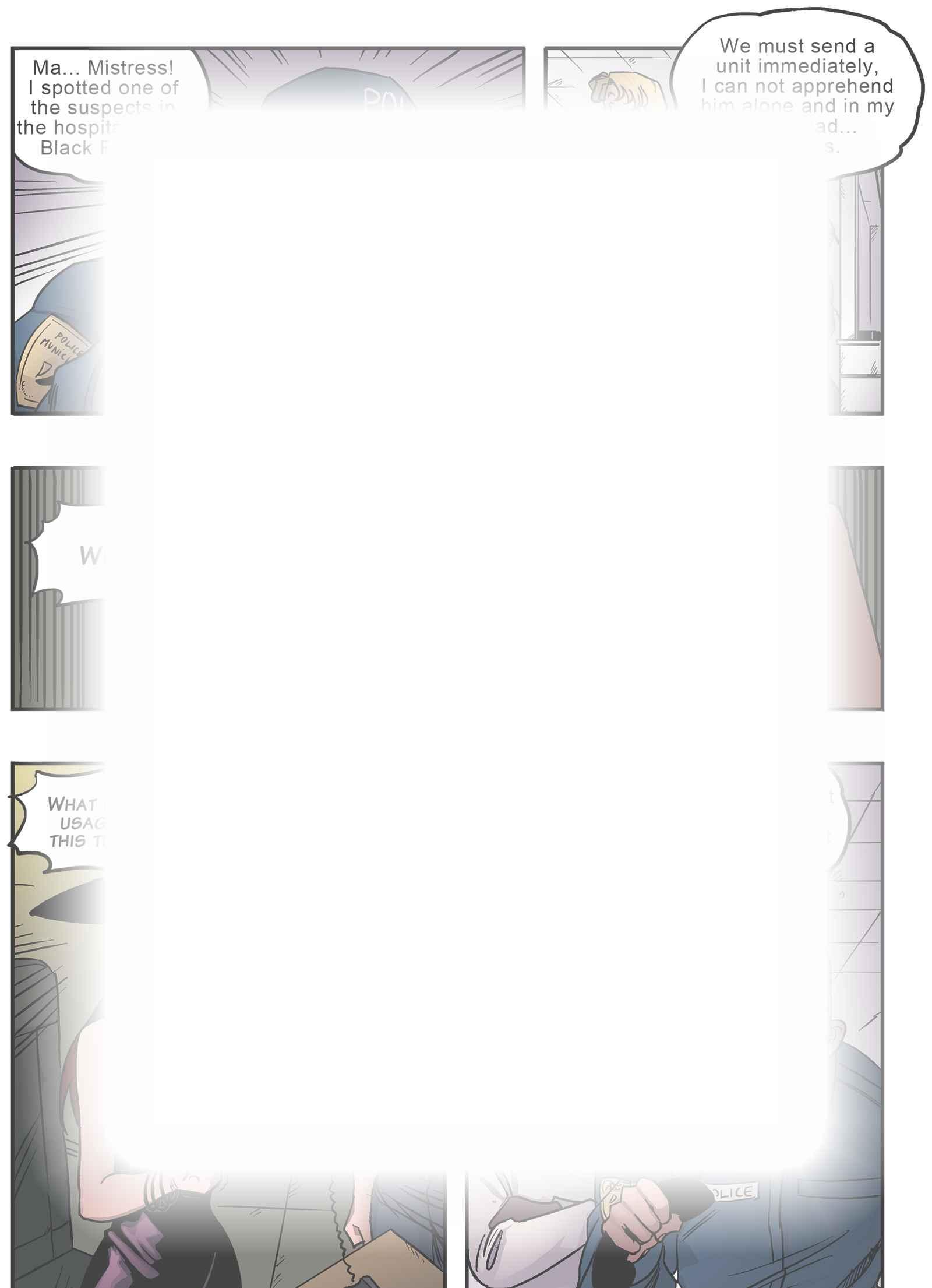 Hemispheres : Chapitre 8 page 18