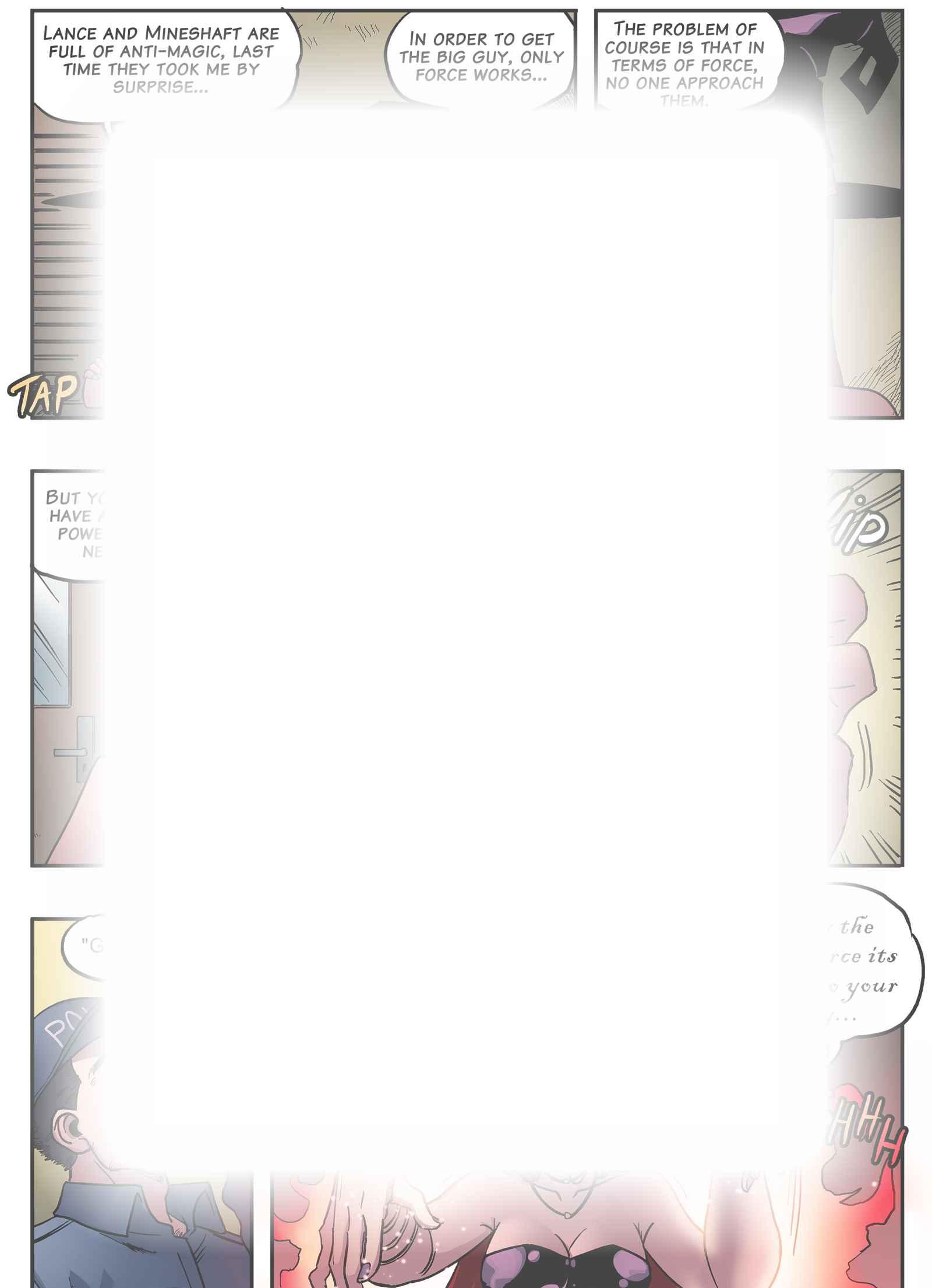 Hemispheres : Chapitre 8 page 20