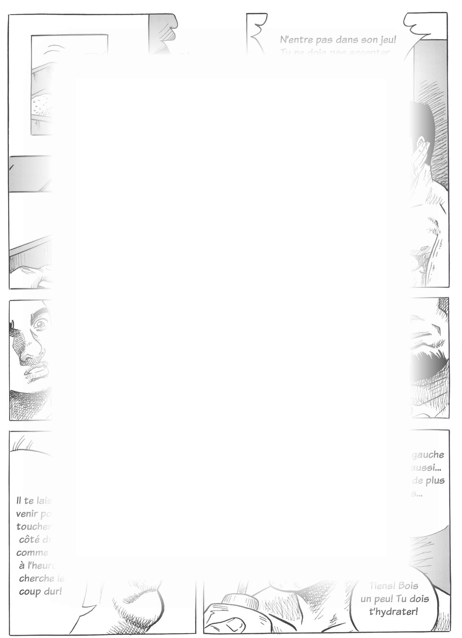 Dark Eagle : Chapitre 6 page 2