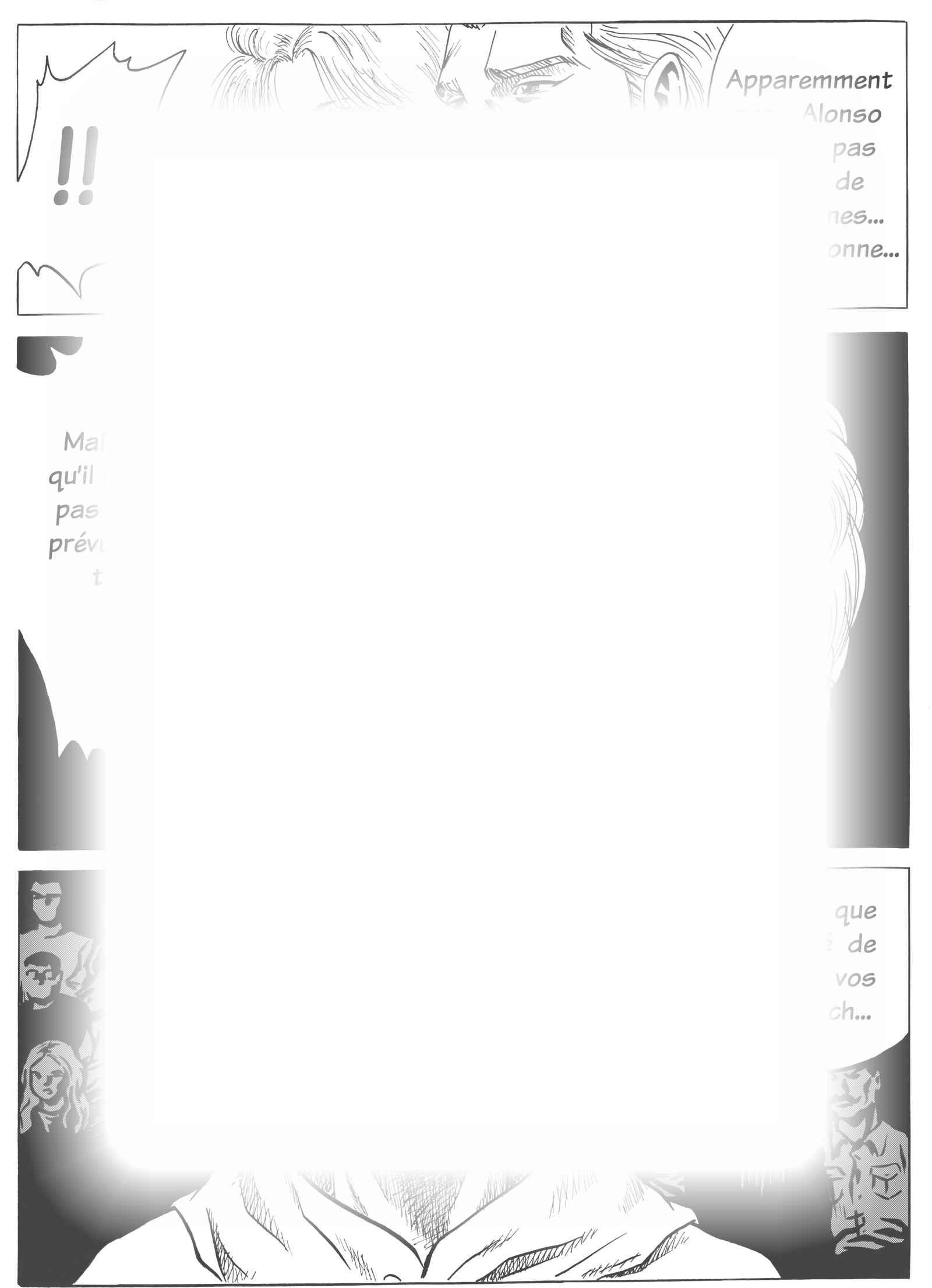Dark Eagle : Chapitre 6 page 5