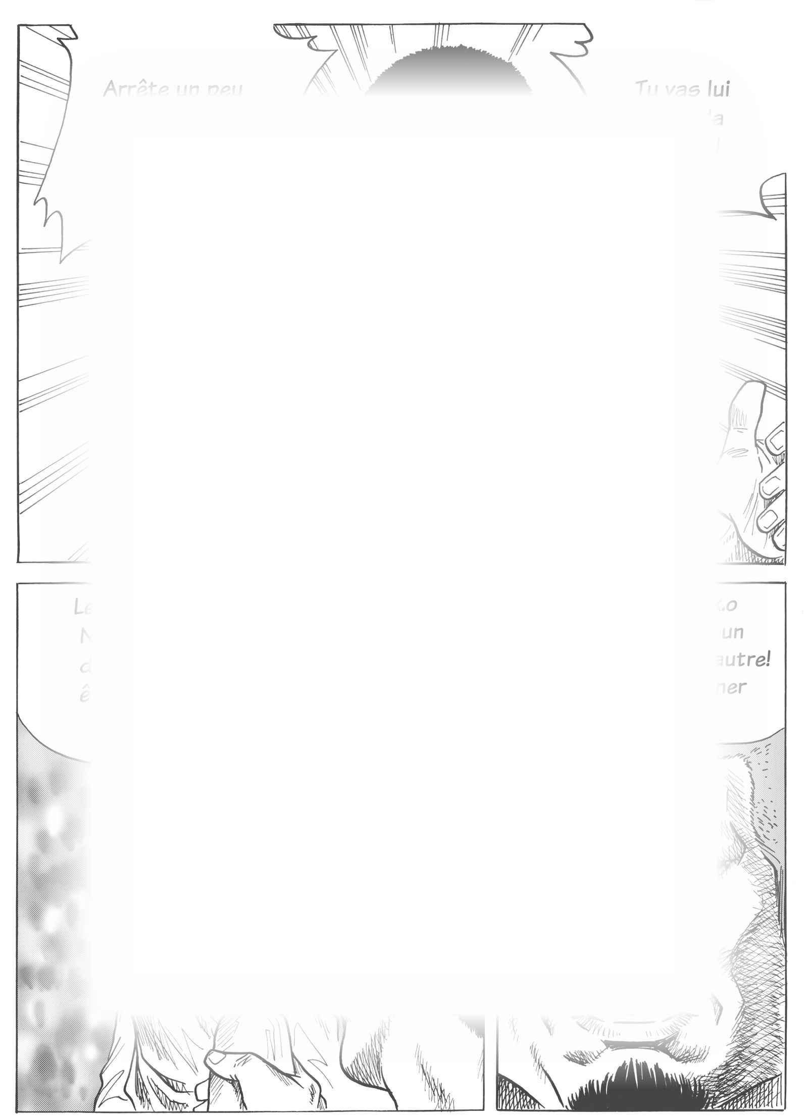 Dark Eagle : Chapitre 6 page 7