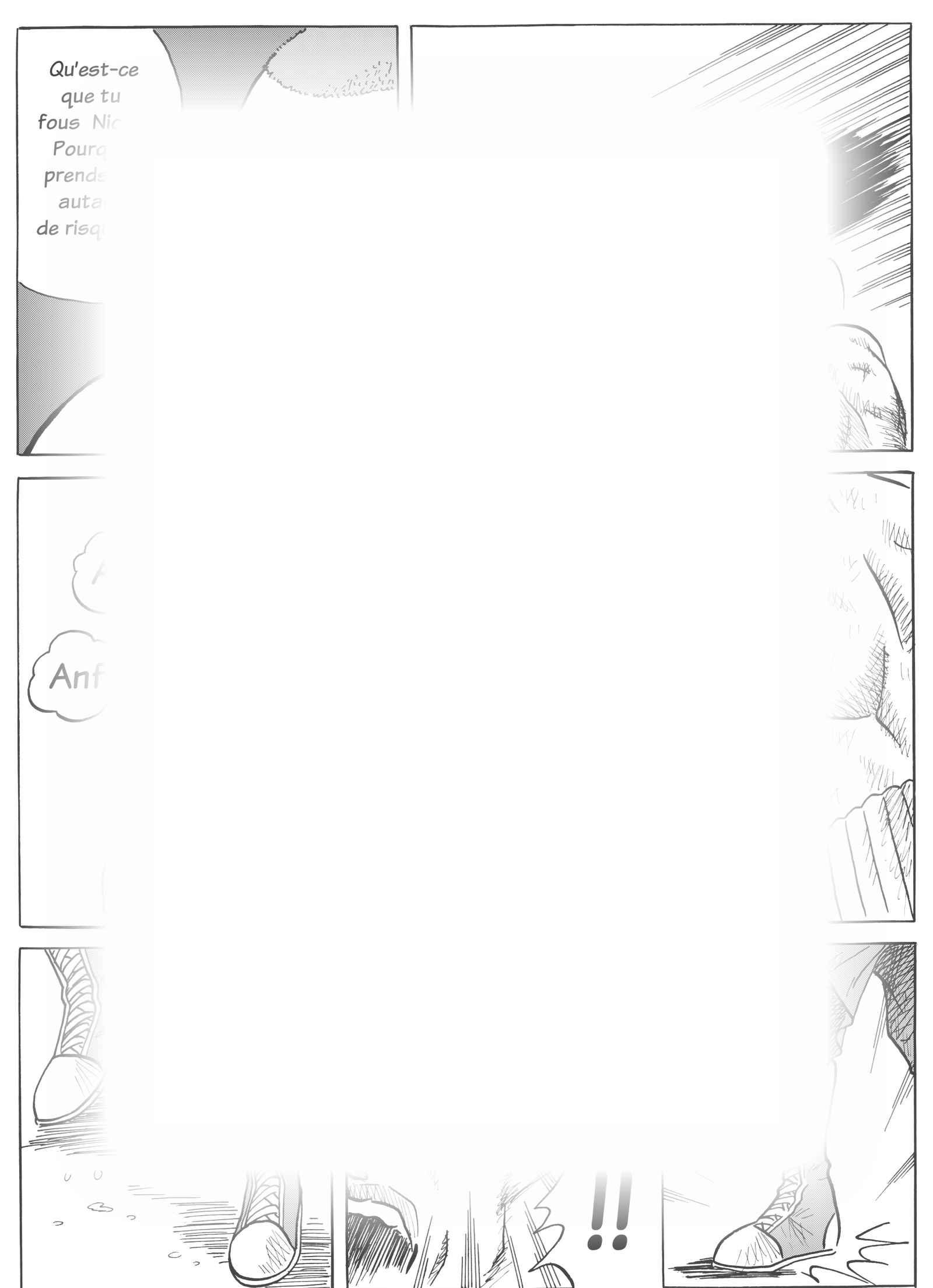 Dark Eagle : Chapitre 6 page 8