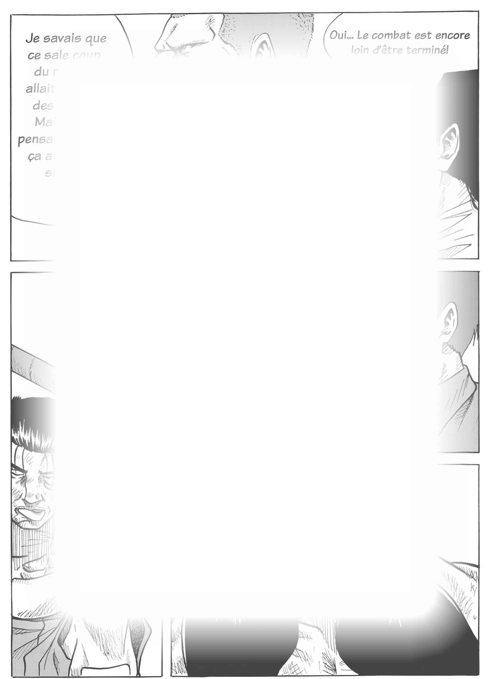 Dark Eagle : Chapitre 6 page 14
