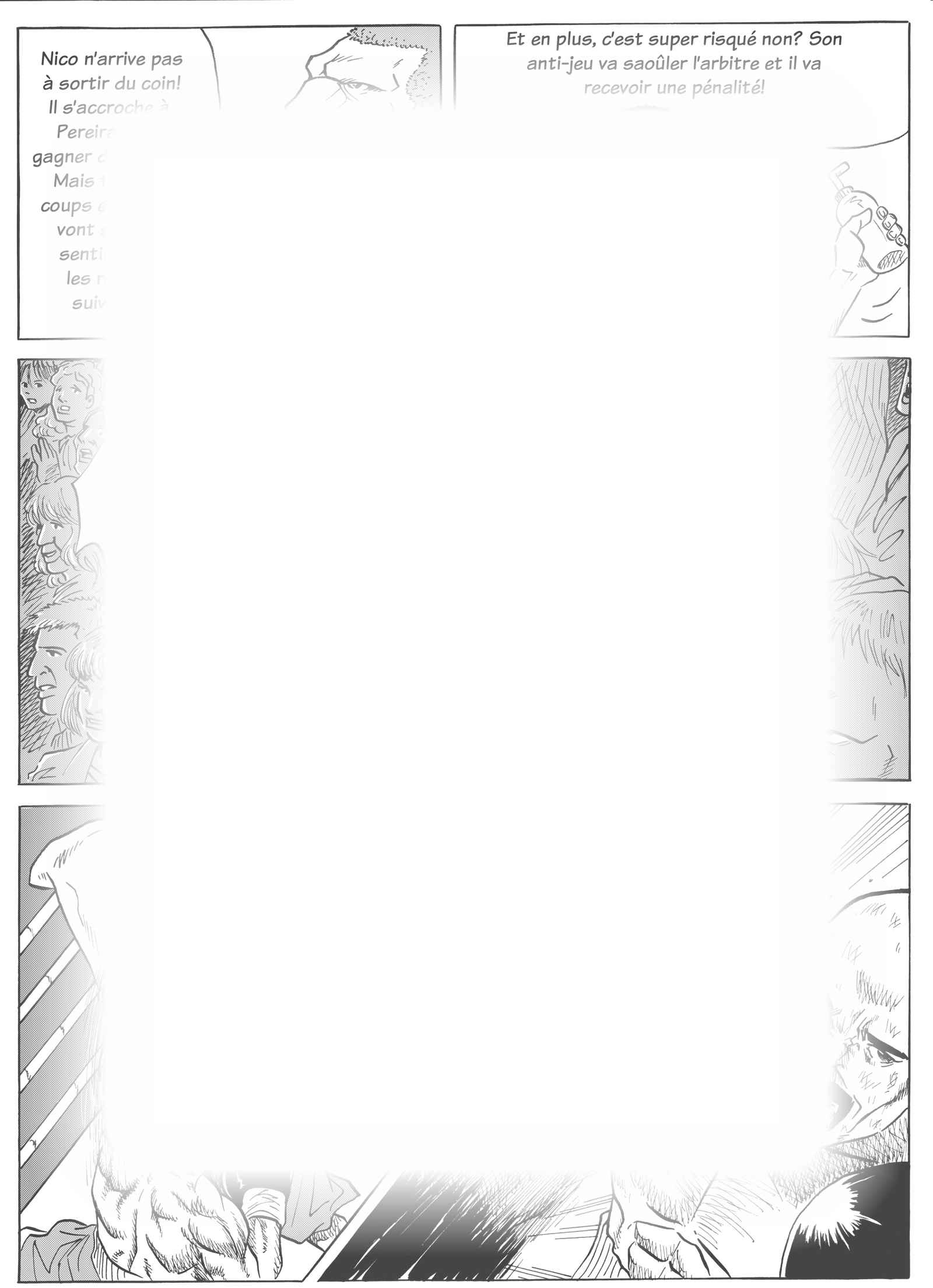 Dark Eagle : Chapitre 6 page 20