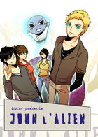 John l'Alien : Chapitre 1 page 1